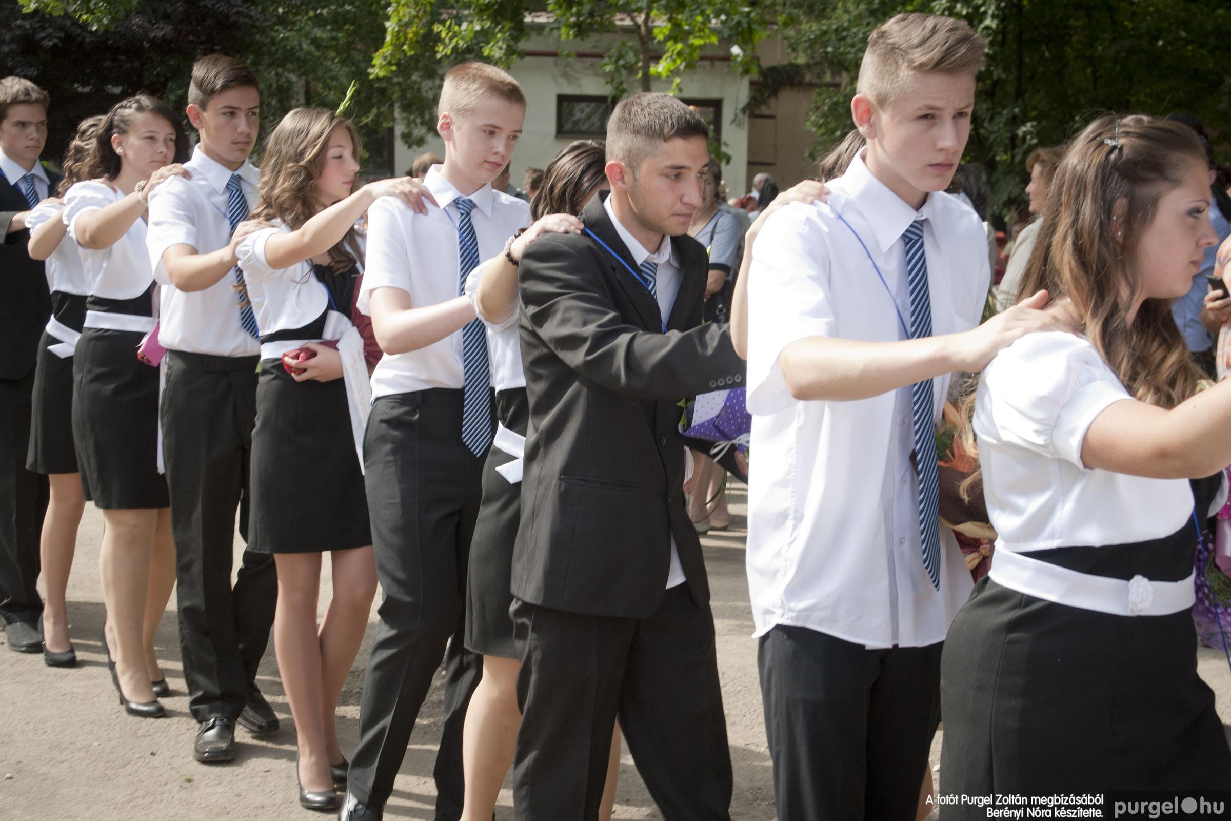 2014.06.14. 112 Forray Máté Általános Iskola ballagás 2014. - Fotó:BERÉNYI NÓRA© _MG_5687.jpg
