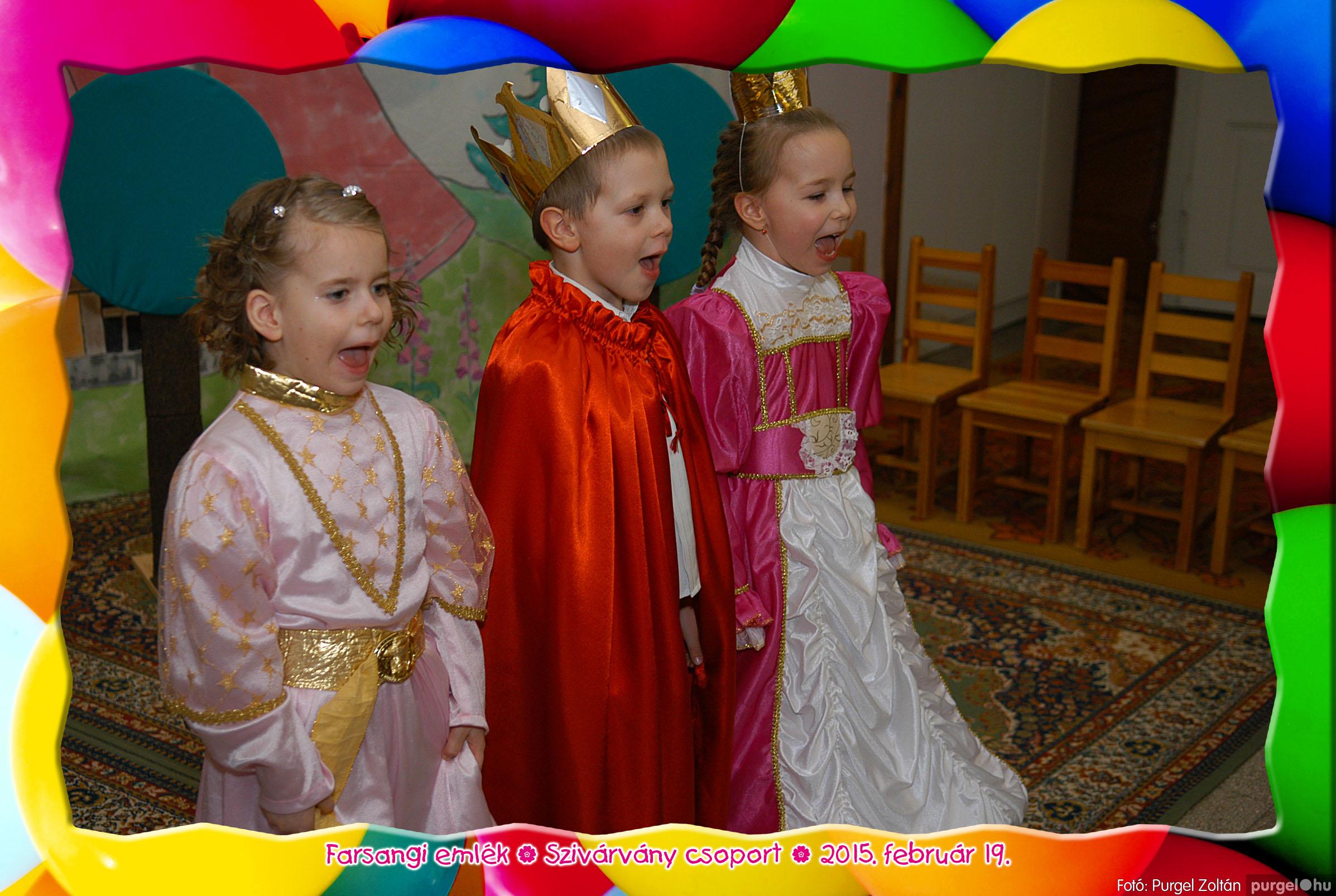 2015.02.19. 162 Kurca-parti Óvoda farsang 2015. - Szivárvány csoport - Fotó:PURGEL ZOLTÁN© 601.jpg
