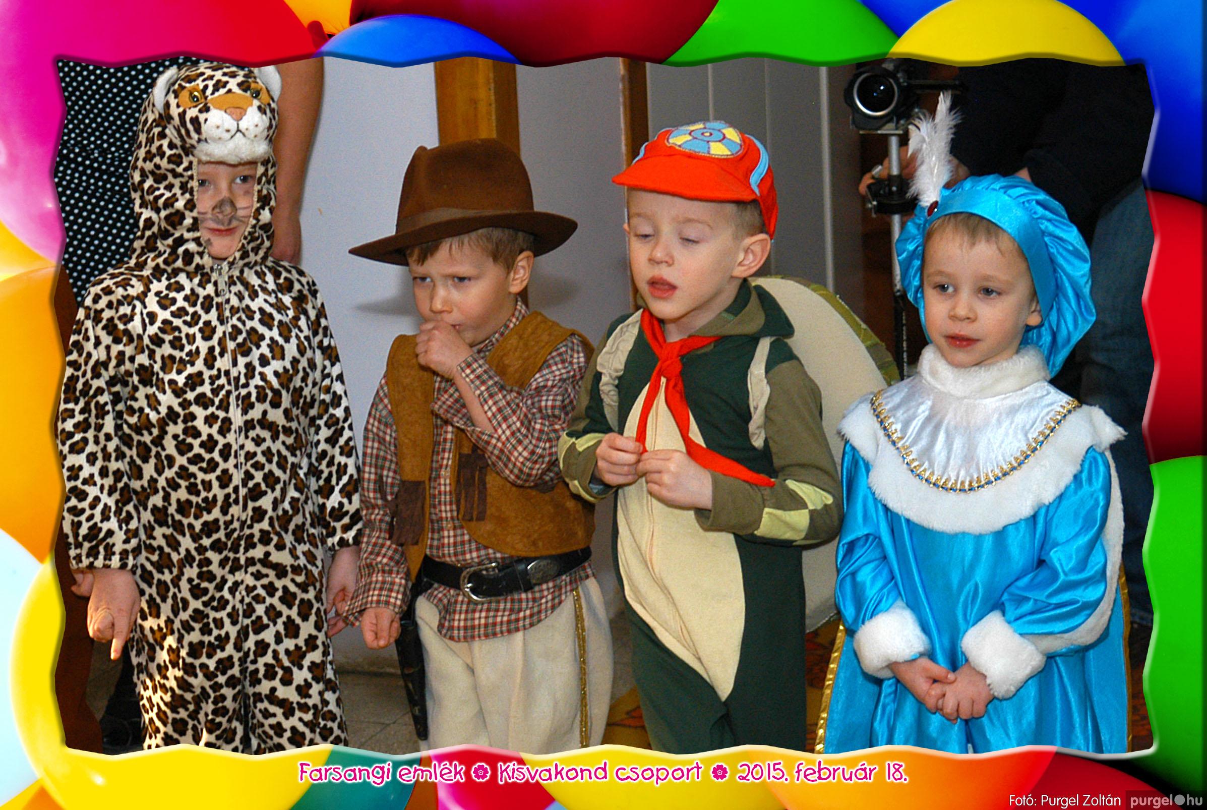 2015.02.18. 102 Kurca-parti Óvoda farsang 2015. - Kisvakond csoport - Fotó:PURGEL ZOLTÁN© 306.jpg