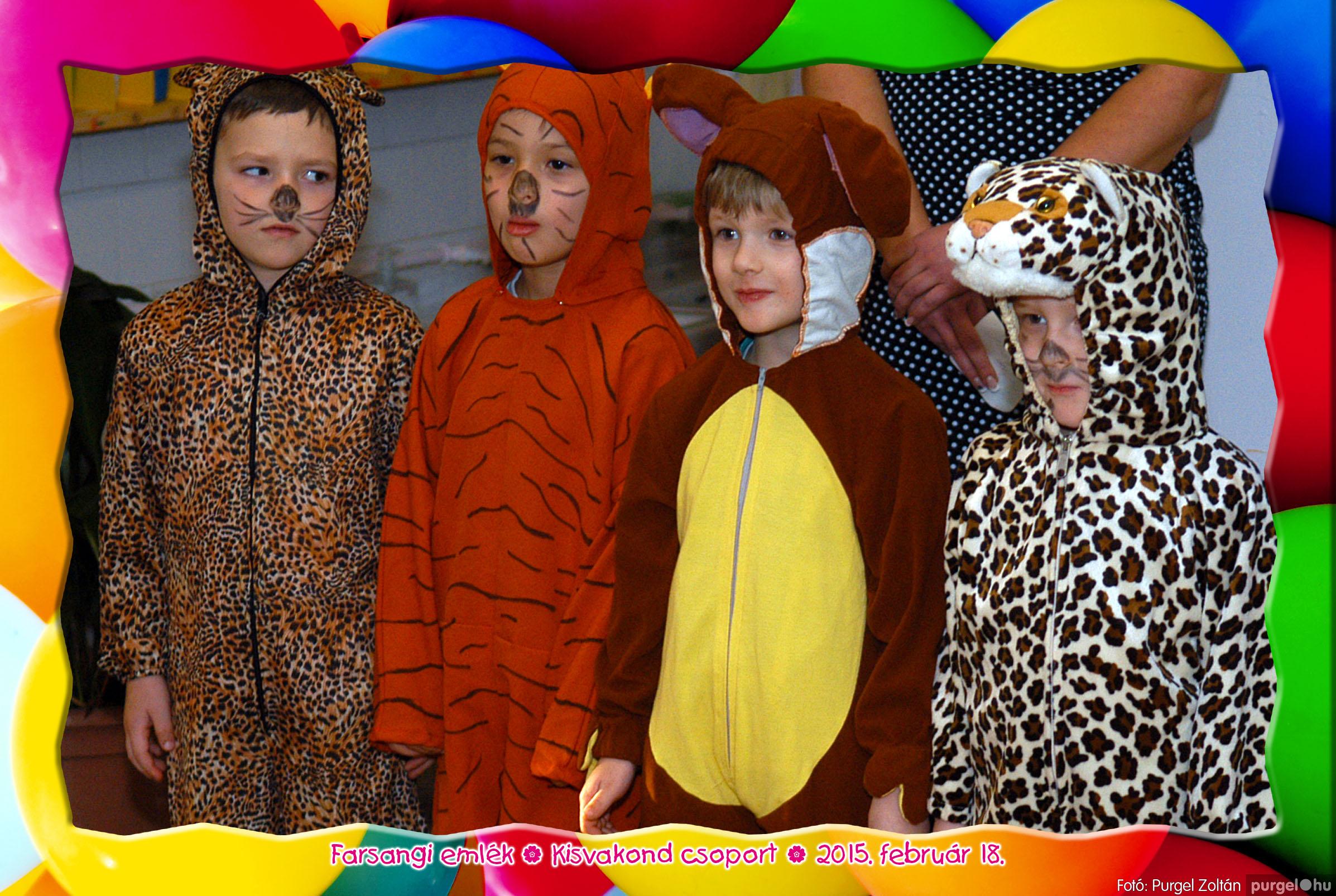 2015.02.18. 101 Kurca-parti Óvoda farsang 2015. - Kisvakond csoport - Fotó:PURGEL ZOLTÁN© 305.jpg
