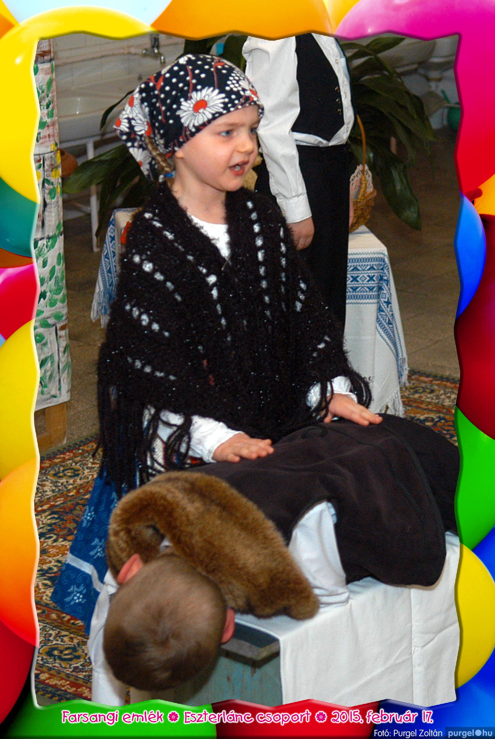 2015.02.17. 080 Kurca-parti Óvoda farsang 2015. - Eszterlánc csoport - Fotó:PURGEL ZOLTÁN© 134.jpg