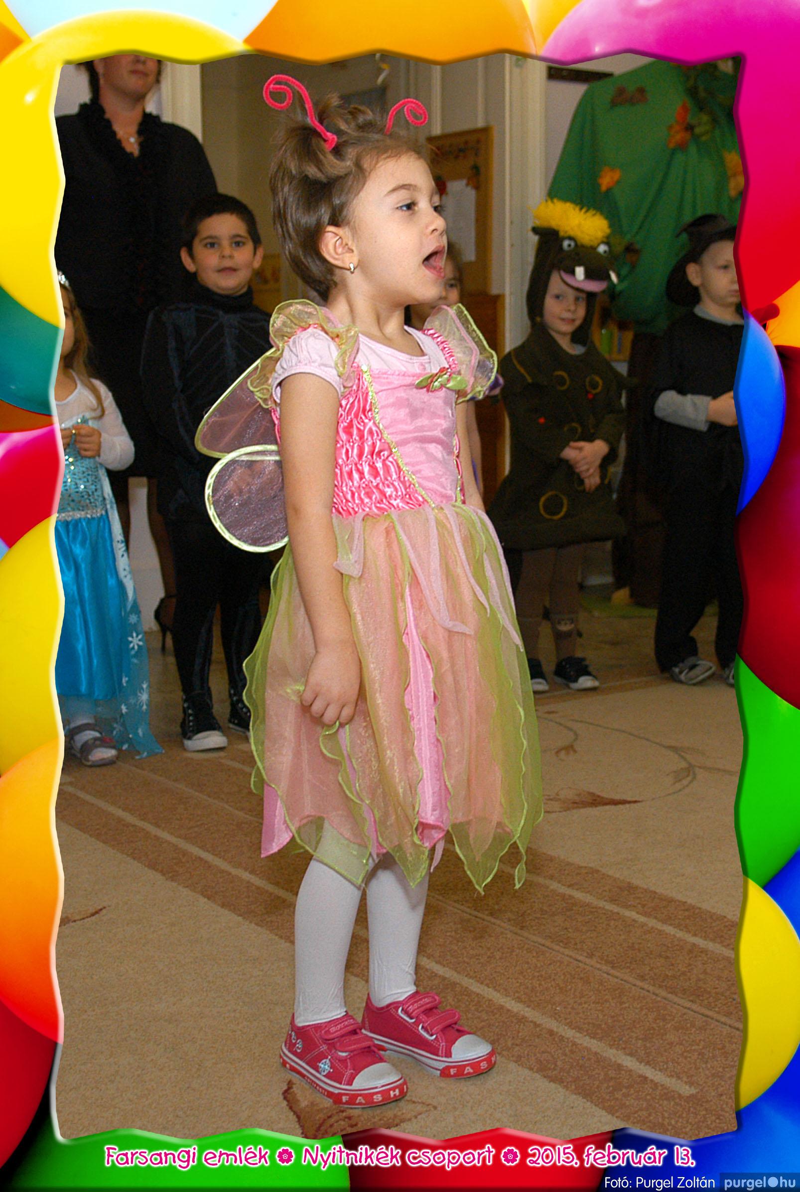 2015.02.13. 018 Kurca-parti Óvoda farsang 2015. - Nyitnikék csoport - Fotó:PURGEL ZOLTÁN© 518.jpg