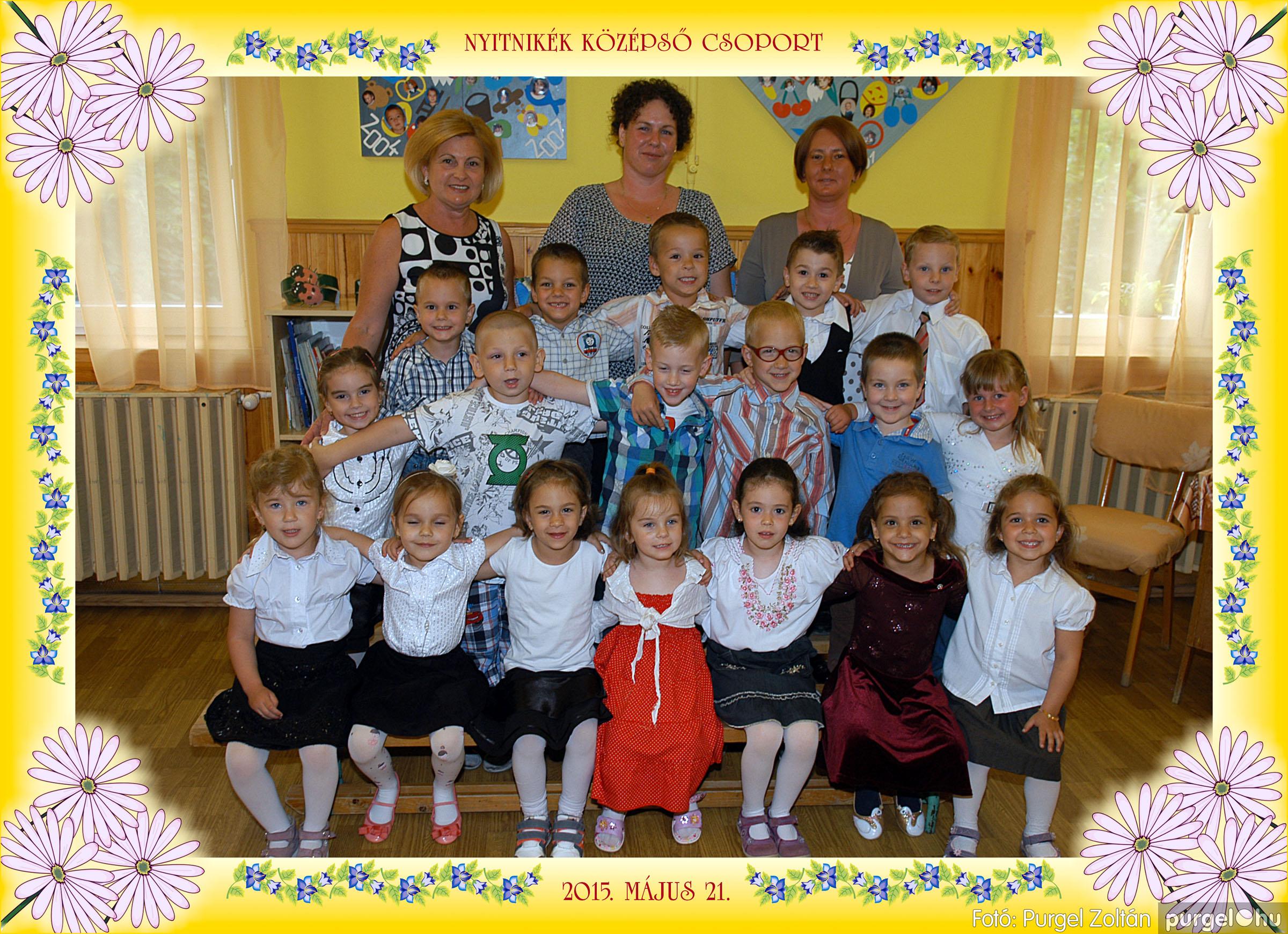 2015.05.15-30. 016 Kurca-parti Óvoda csoportképek 2015. - Fotó:PURGEL ZOLTÁN© NyitnikékCsoport1.jpg