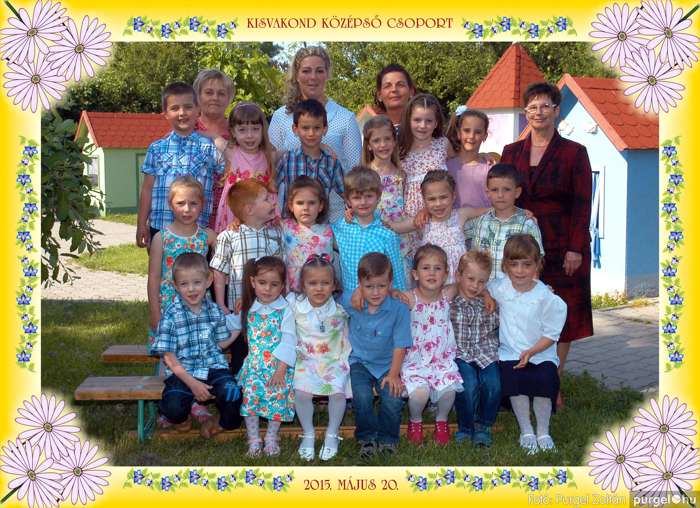 2015.05.15-30. 008 Kurca-parti Óvoda csoportképek 2015. - Fotó:PURGEL ZOLTÁN© KisvakondCsoport1.jpg