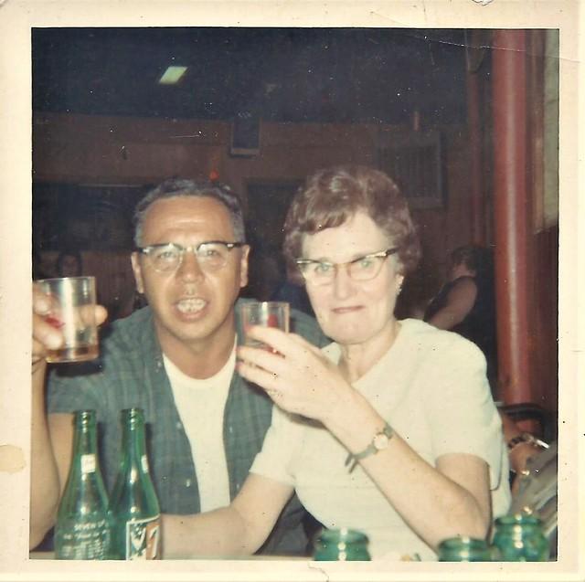 Whiskey & 7-UP, 1965