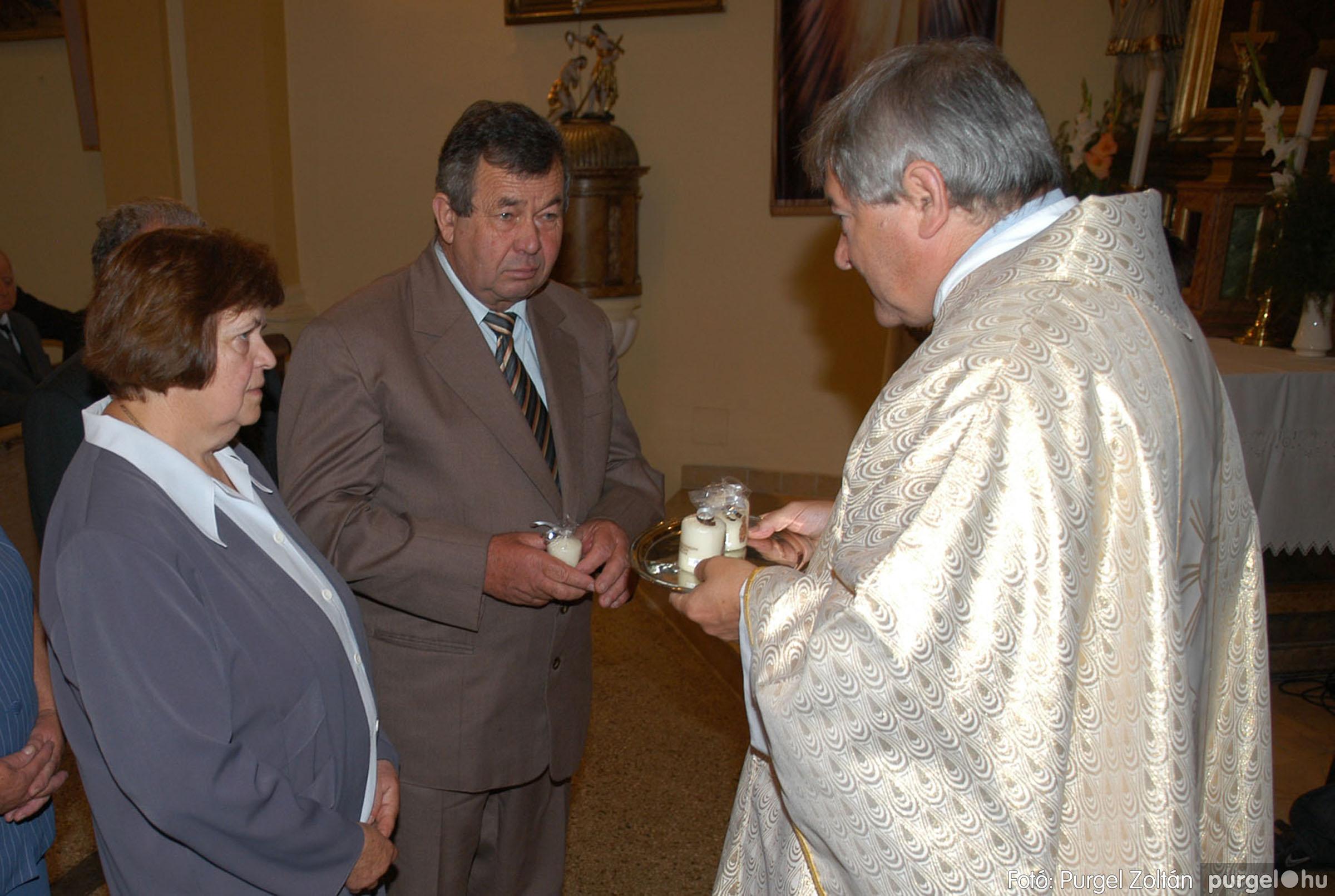2014.09.21. 038 Kisboldogasszony Templom házassági évfordulók - Fotó:PURGEL ZOLTÁN© DSC_0594q.jpg