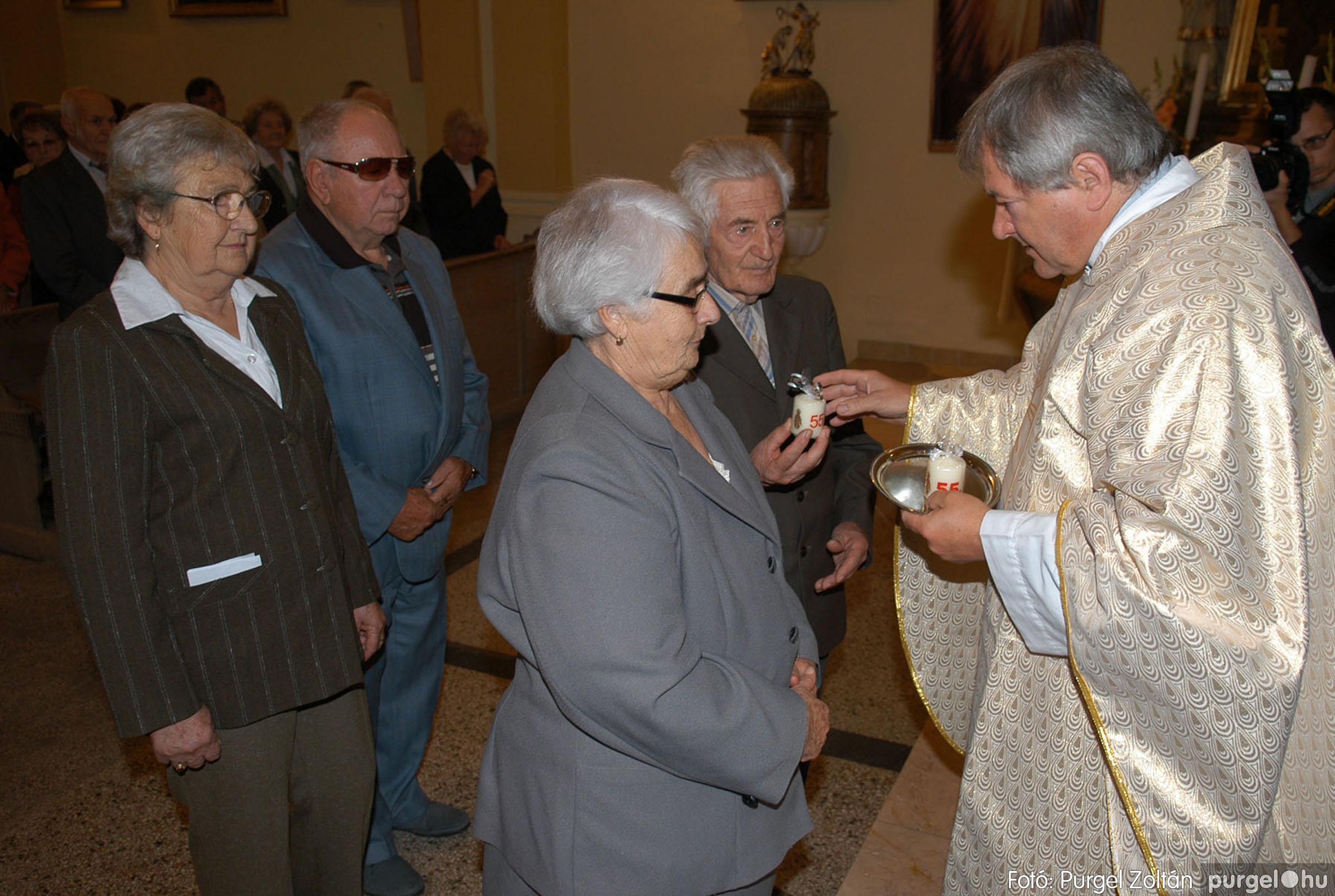 2014.09.21. 010 Kisboldogasszony Templom házassági évfordulók - Fotó:PURGEL ZOLTÁN© DSC_0555q.jpg