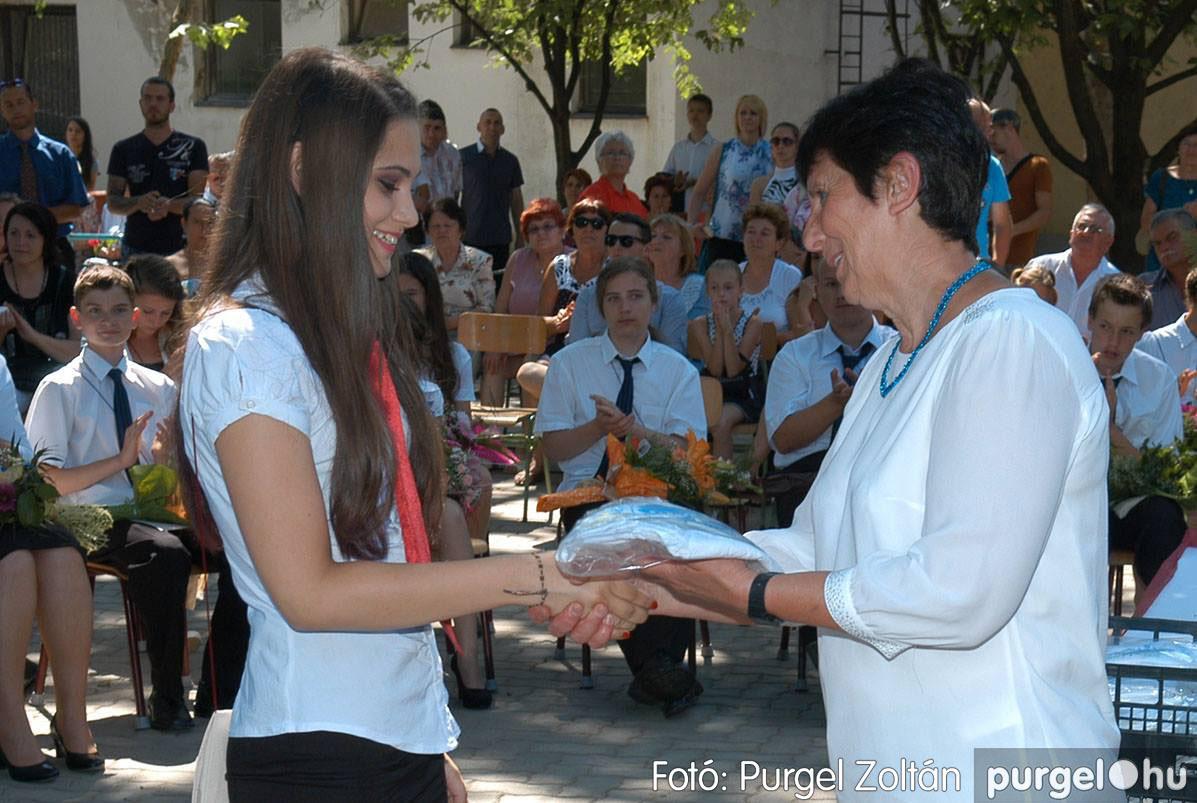 2015.06.13. 158 Forray Máté Általános Iskola ballagás 2015. - Fotó:PURGEL ZOLTÁN©.jpg
