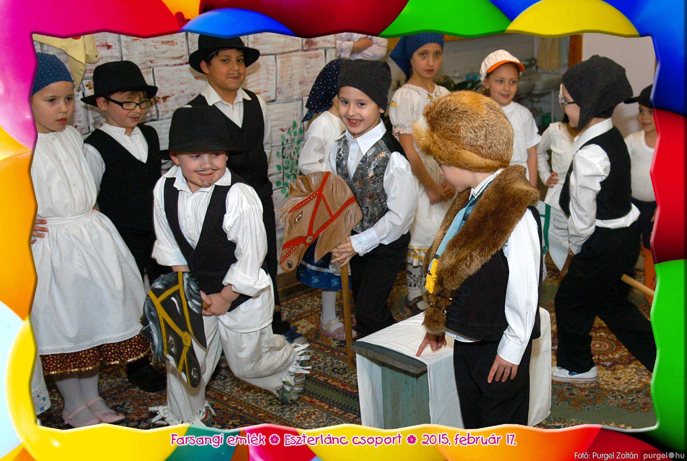 2015.02.17. 090 Kurca-parti Óvoda farsang 2015. - Eszterlánc csoport - Fotó:PURGEL ZOLTÁN© 144.jpg