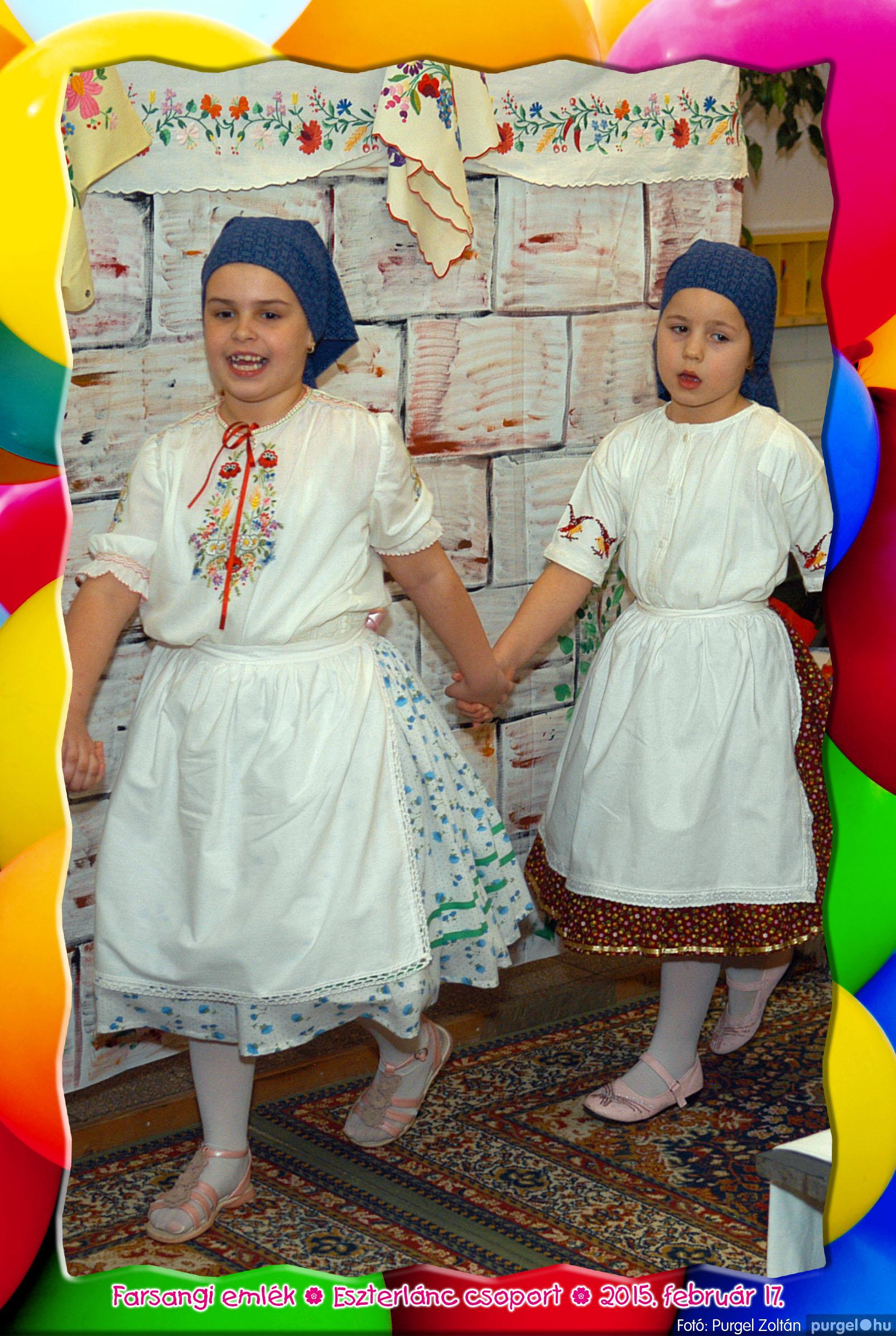 2015.02.17. 084 Kurca-parti Óvoda farsang 2015. - Eszterlánc csoport - Fotó:PURGEL ZOLTÁN© 138.jpg
