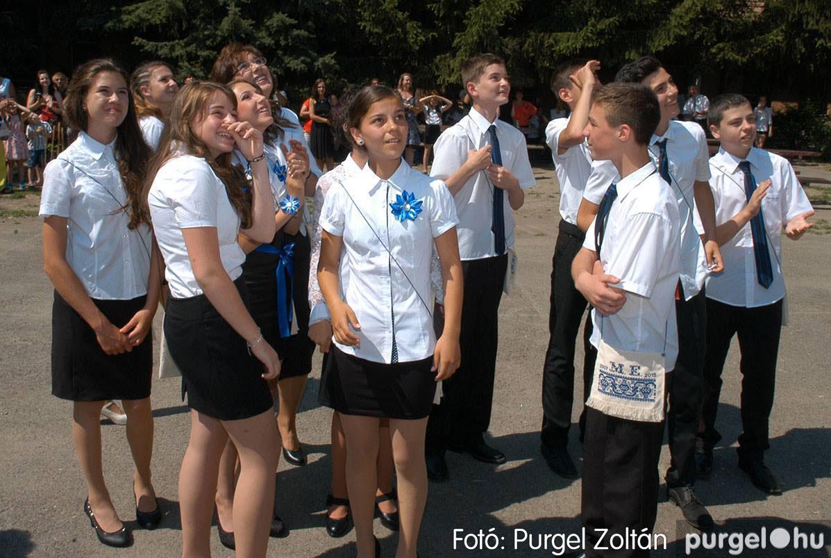 2015.06.13. 105 Forray Máté Általános Iskola ballagás 2015. - Fotó:PURGEL ZOLTÁN©.jpg