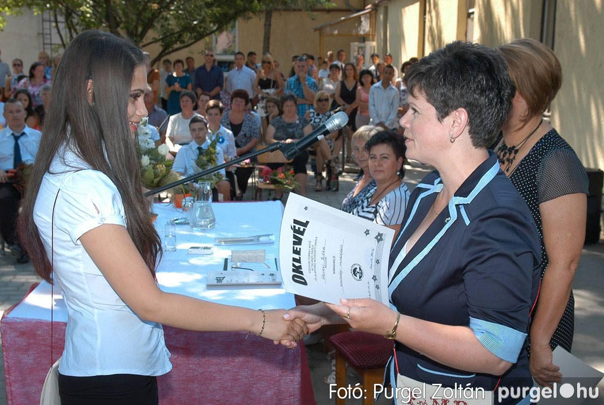 2015.06.13. 076 Forray Máté Általános Iskola ballagás 2015. - Fotó:PURGEL ZOLTÁN©.jpg