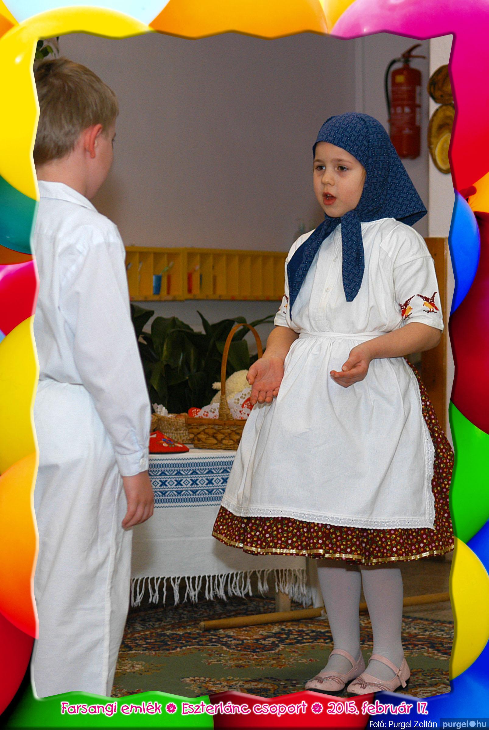 2015.02.17. 048 Kurca-parti Óvoda farsang 2015. - Eszterlánc csoport - Fotó:PURGEL ZOLTÁN© 102.jpg