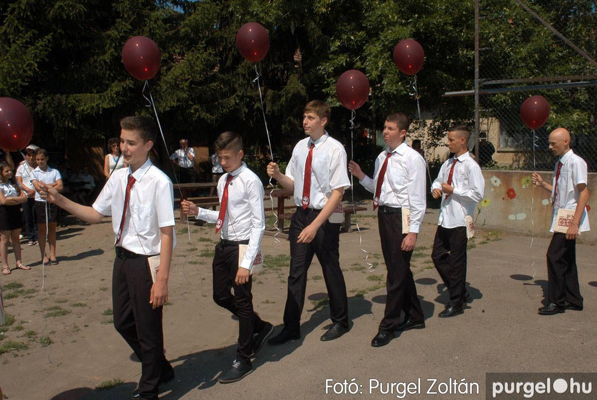 2015.06.13. 031 Forray Máté Általános Iskola ballagás 2015. - Fotó:PURGEL ZOLTÁN©.jpg