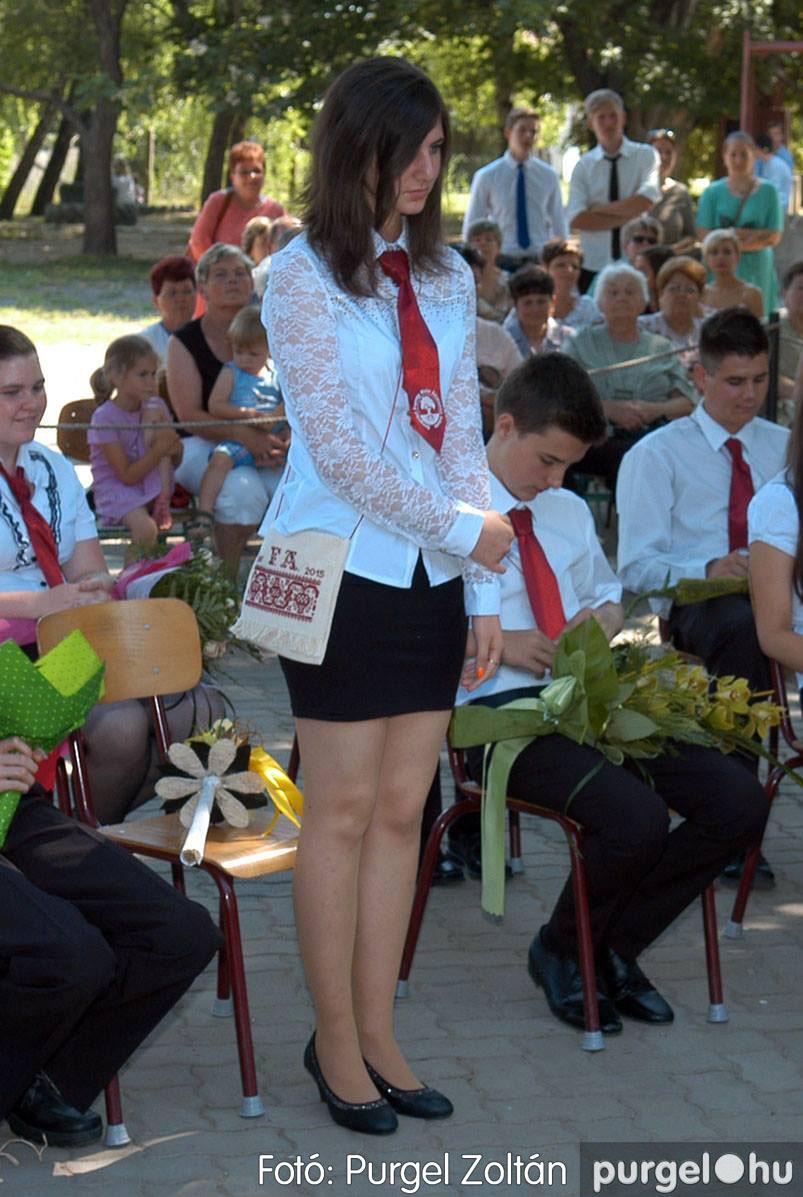 2015.06.13. 026 Forray Máté Általános Iskola ballagás 2015. - Fotó:PURGEL ZOLTÁN©.jpg