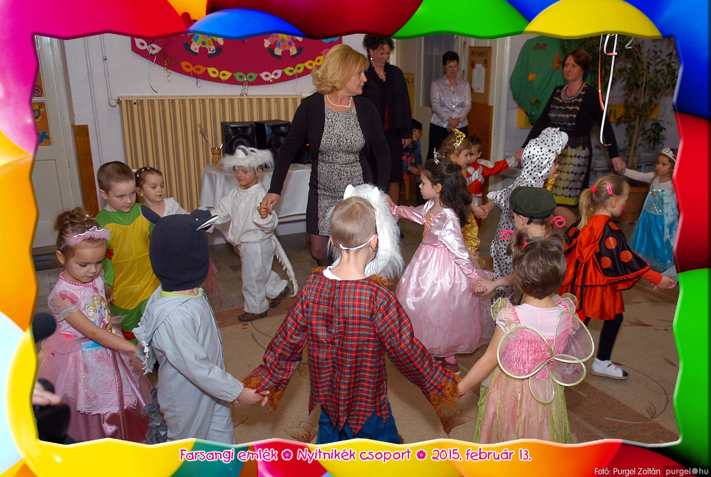 2015.02.13. 036 Kurca-parti Óvoda farsang 2015. - Nyitnikék csoport - Fotó:PURGEL ZOLTÁN© 536.jpg