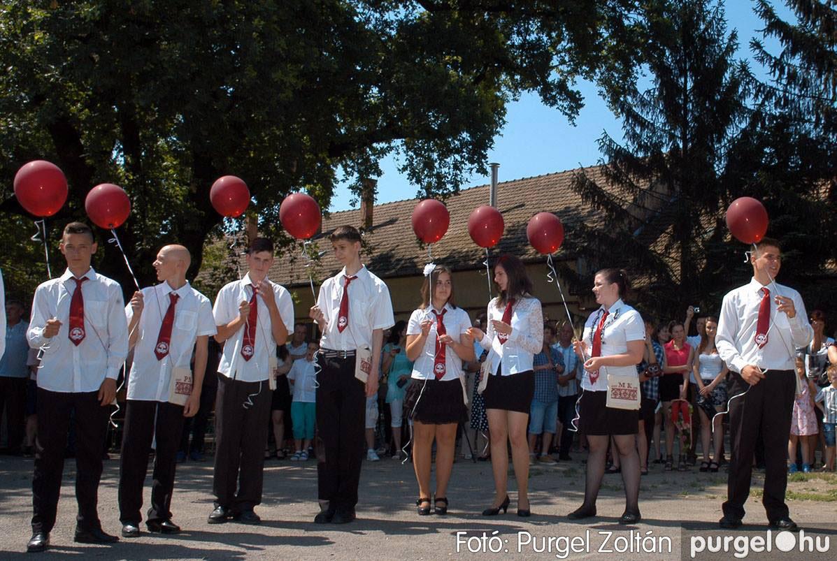 2015.06.13. 023 Forray Máté Általános Iskola ballagás 2015. - Fotó:PURGEL ZOLTÁN©.jpg