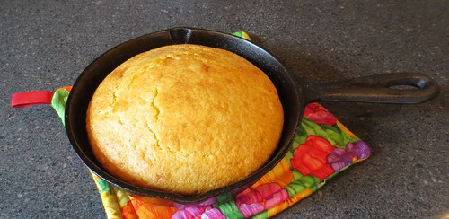 Cornbread in Cast-Iron #3