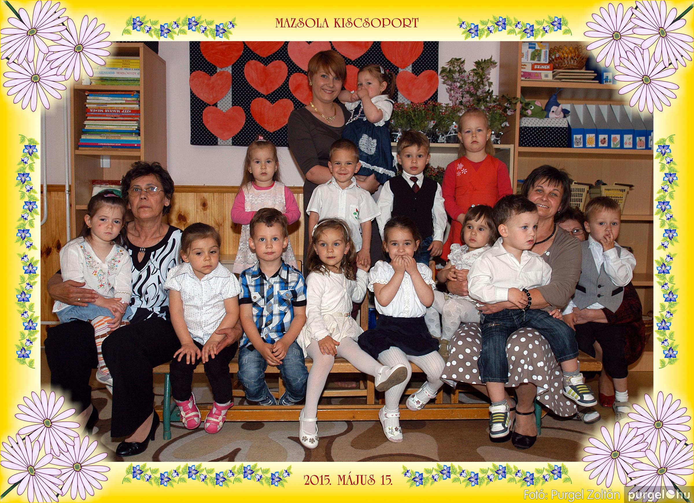 2015.05.15-30. 012 Kurca-parti Óvoda csoportképek 2015. - Fotó:PURGEL ZOLTÁN© MazsolaCsoportkép1.jpg
