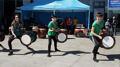 Taiko Drums In Norwich