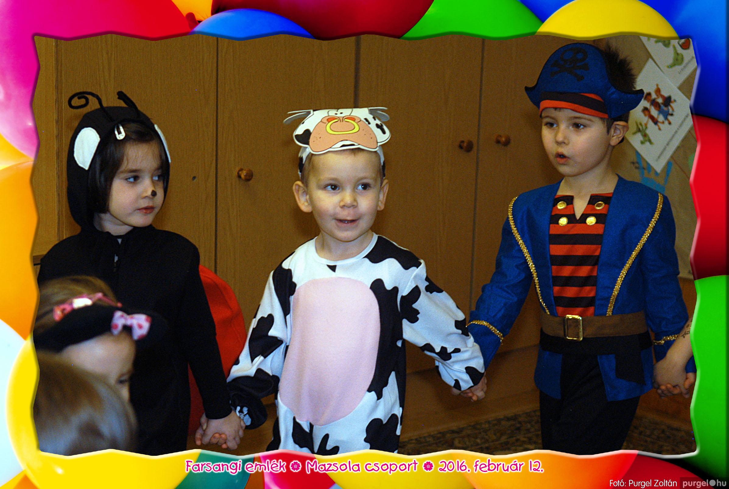 2016.02.12. 103 Kurca-parti Óvoda farsang 2016. - Mazsola csoport - Fotó:PURGEL ZOLTÁN© 424.jpg
