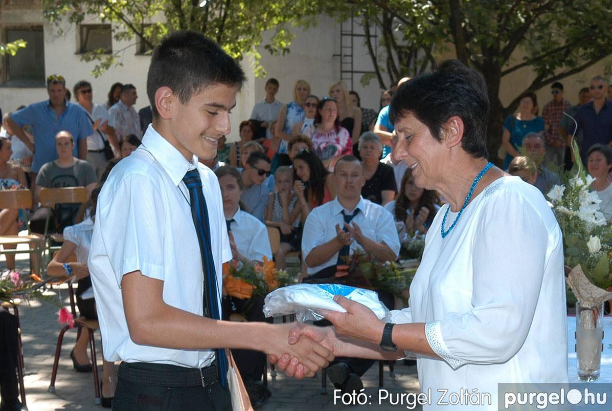 2015.06.13. 260 Forray Máté Általános Iskola ballagás 2015. - Fotó:PURGEL ZOLTÁN©.jpg