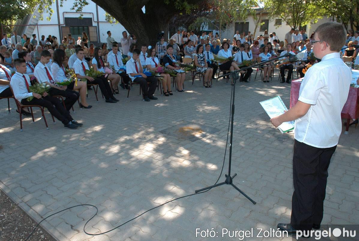 2015.06.13. 150 Forray Máté Általános Iskola ballagás 2015. - Fotó:PURGEL ZOLTÁN©.jpg