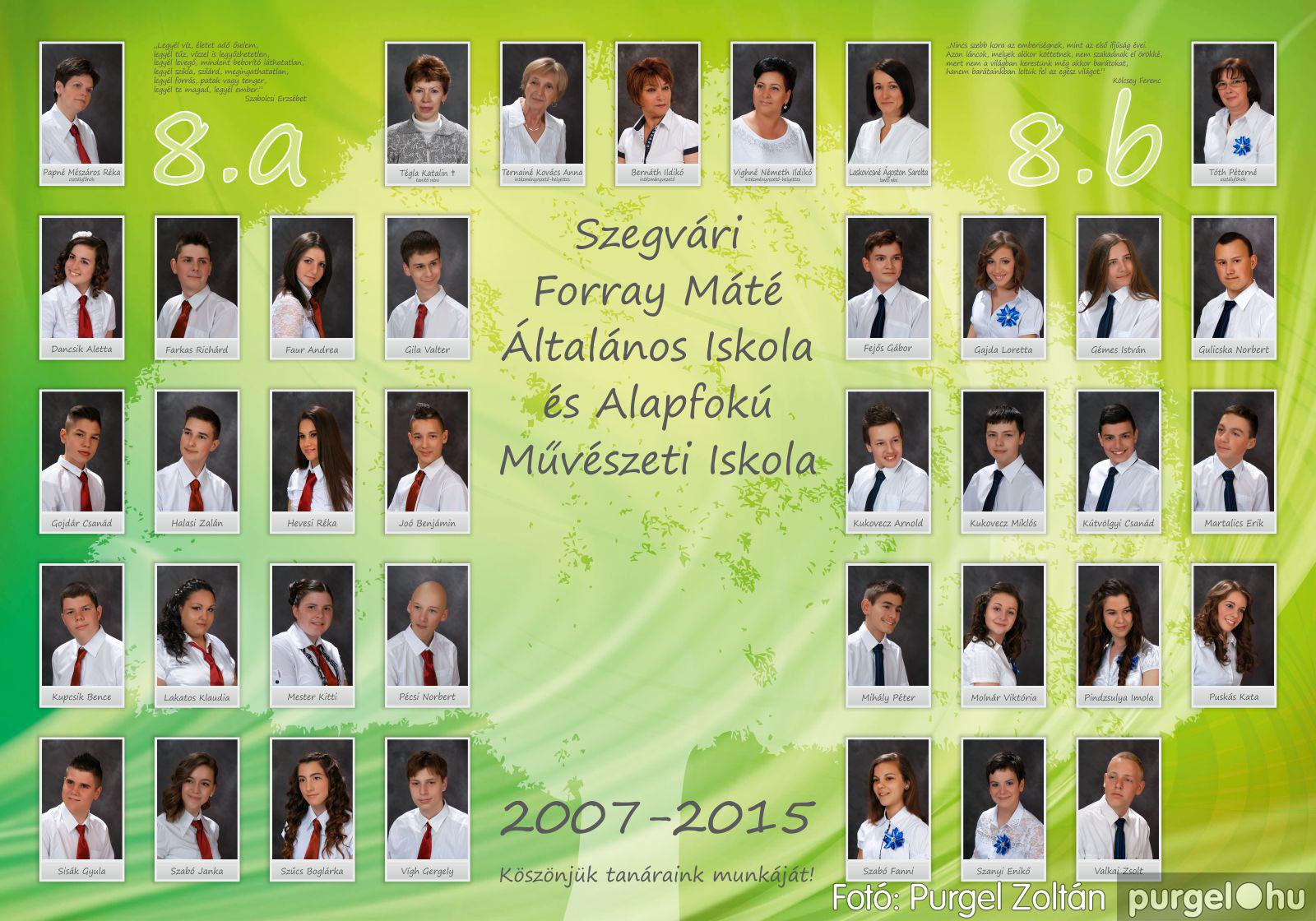 2015.06.01. 000 Forray Máté Általános Iskola tabló 2015. - Fotó:PURGEL ZOLTÁN©.jpg