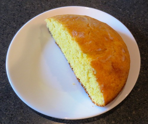Cornbread from #3 cast iron skillet
