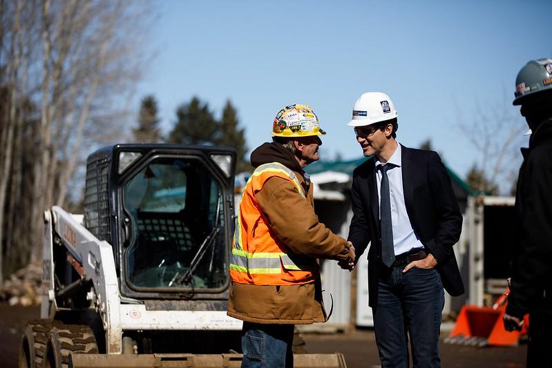 Justin Trudeau 04 08 19