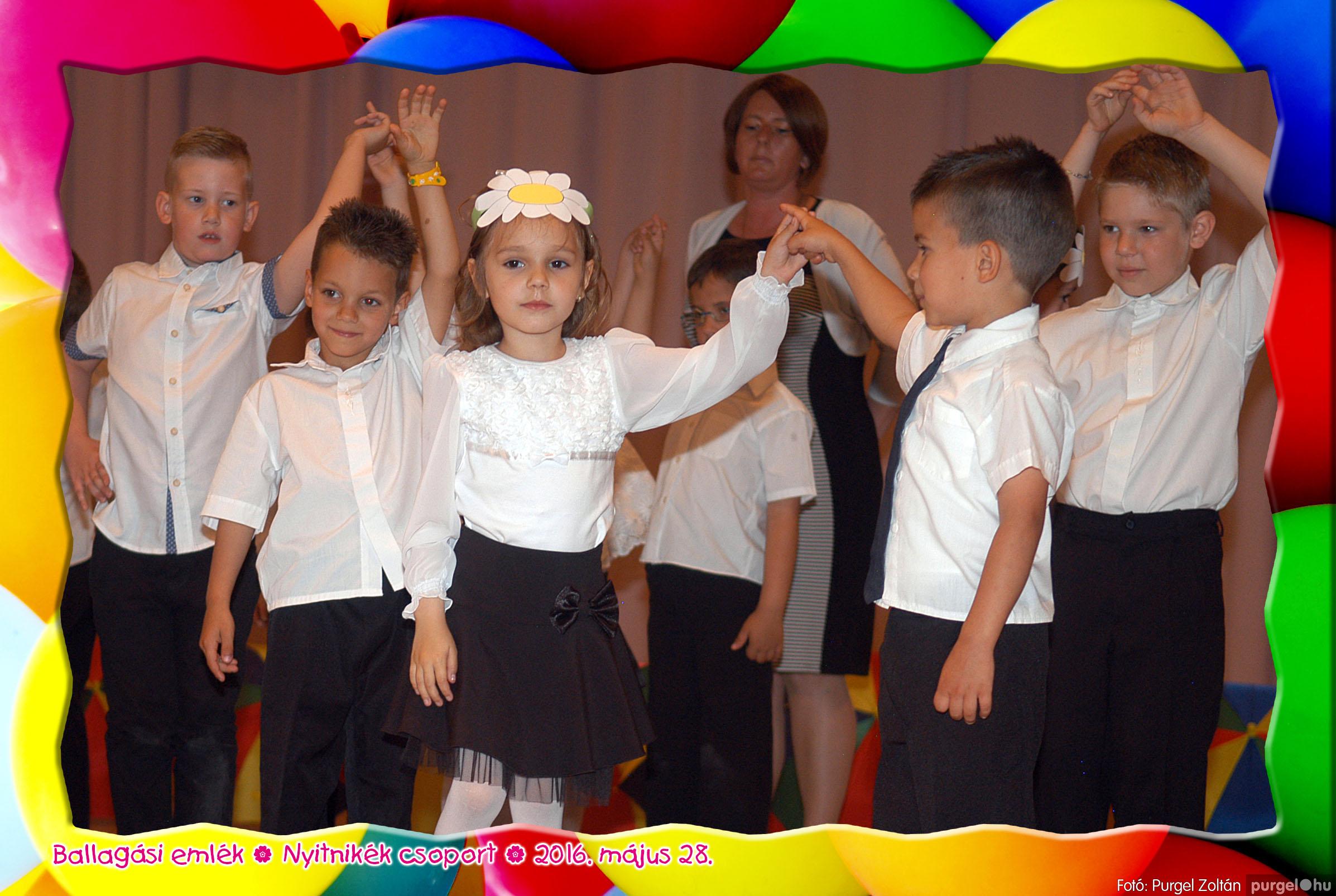 2016.05.28. 263 Kurca-parti Óvoda évzáró 2016. - Nyitnikék csoport - Fotó:PURGEL ZOLTÁN© 529
