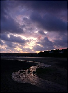 Last Light at Porthilly