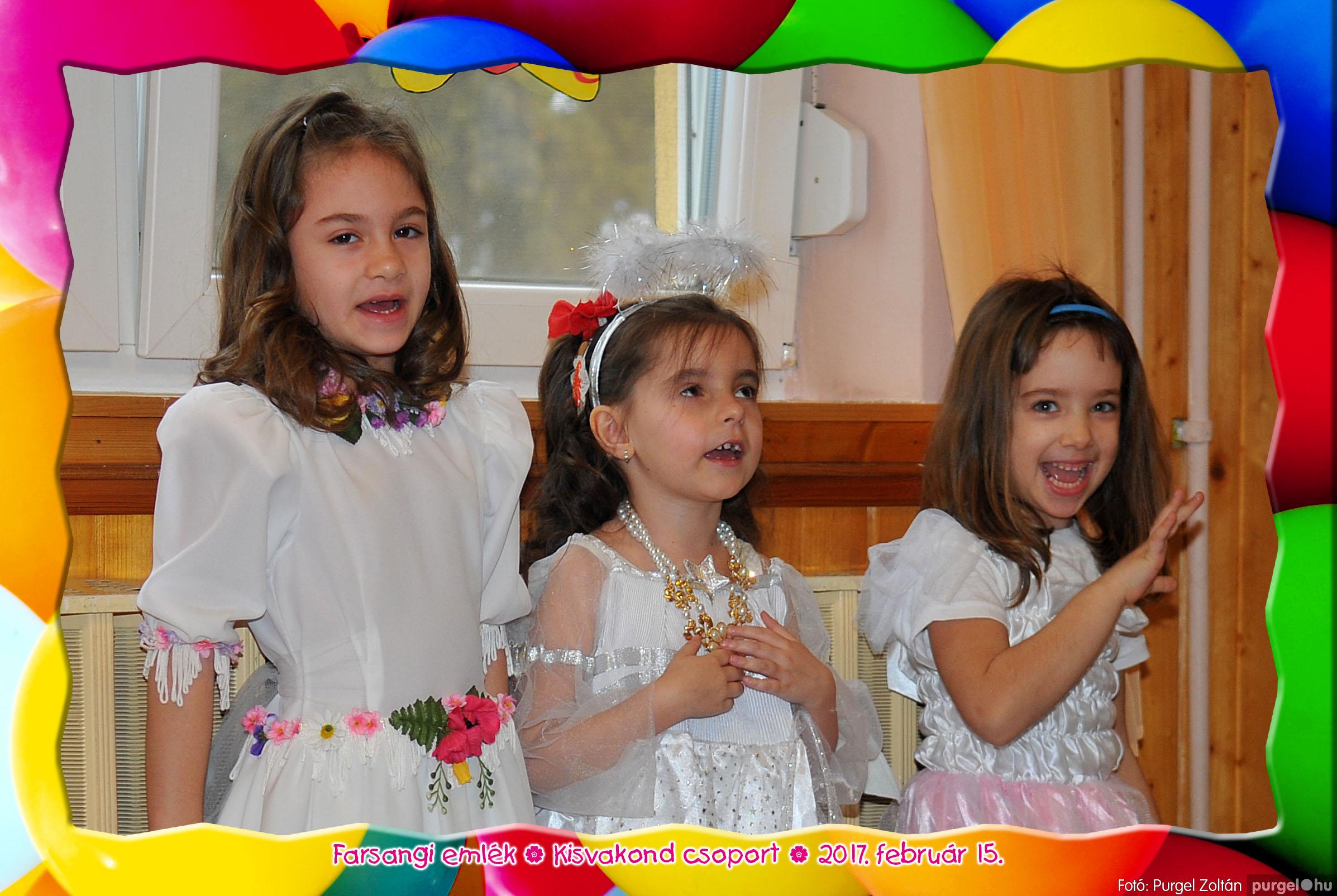 2017.02.15. 034 Kurca-parti Óvoda farsang 2017. - Kisvakond csoport - Fotó:PURGEL ZOLTÁN© 301.jpg