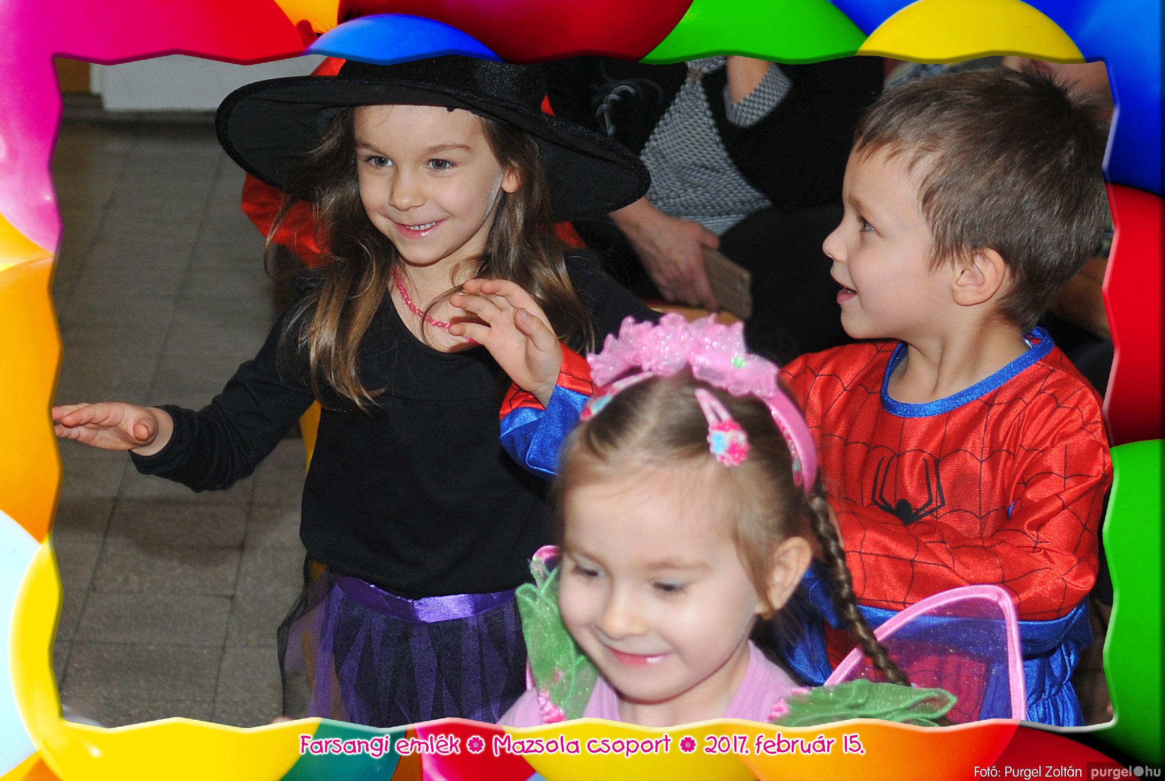 2017.02.15. 082 Kurca-parti Óvoda farsang 2017. - Mazsola csoport - Fotó:PURGEL ZOLTÁN© 425.jpg