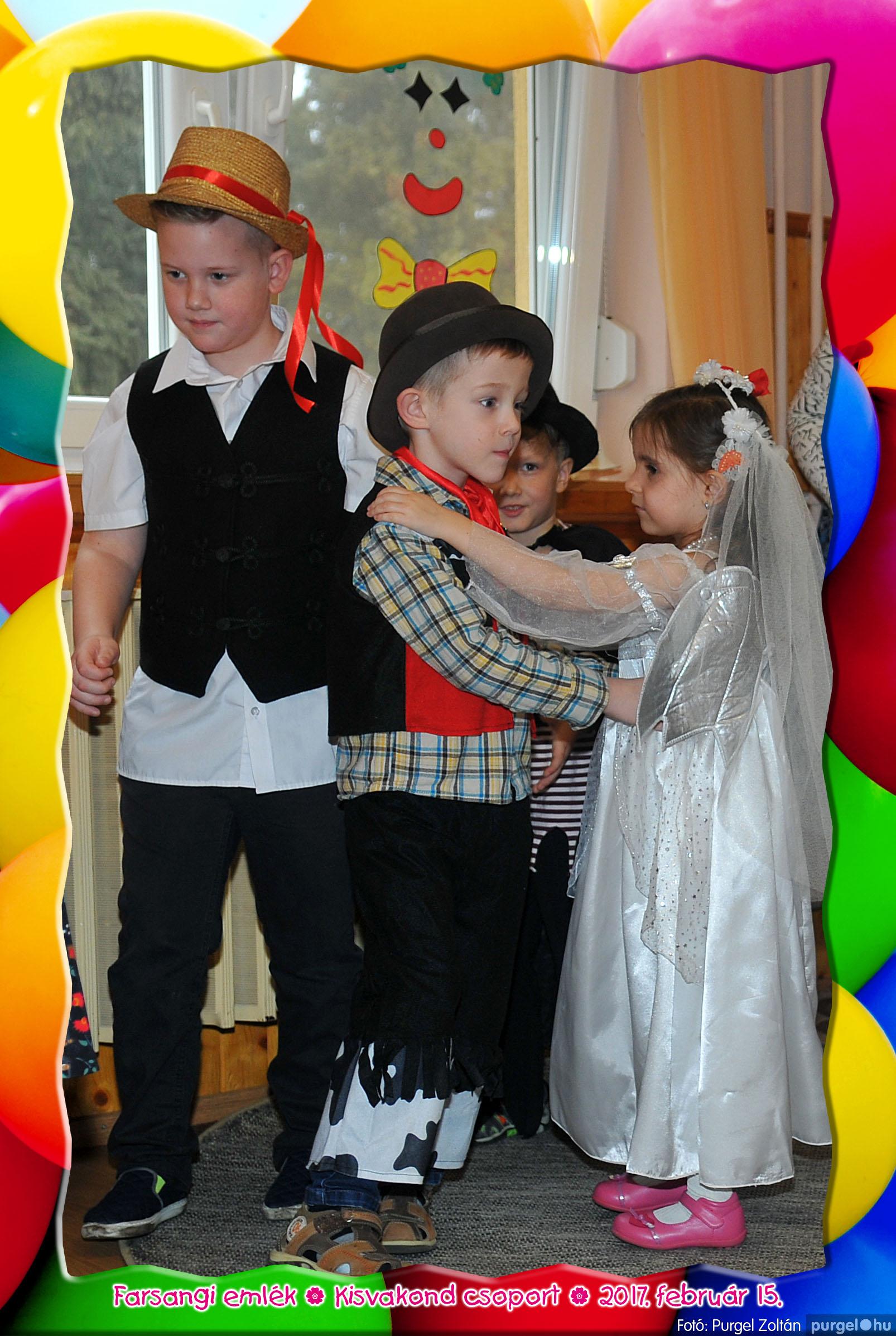 2017.02.15. 054 Kurca-parti Óvoda farsang 2017. - Kisvakond csoport - Fotó:PURGEL ZOLTÁN© 321.jpg