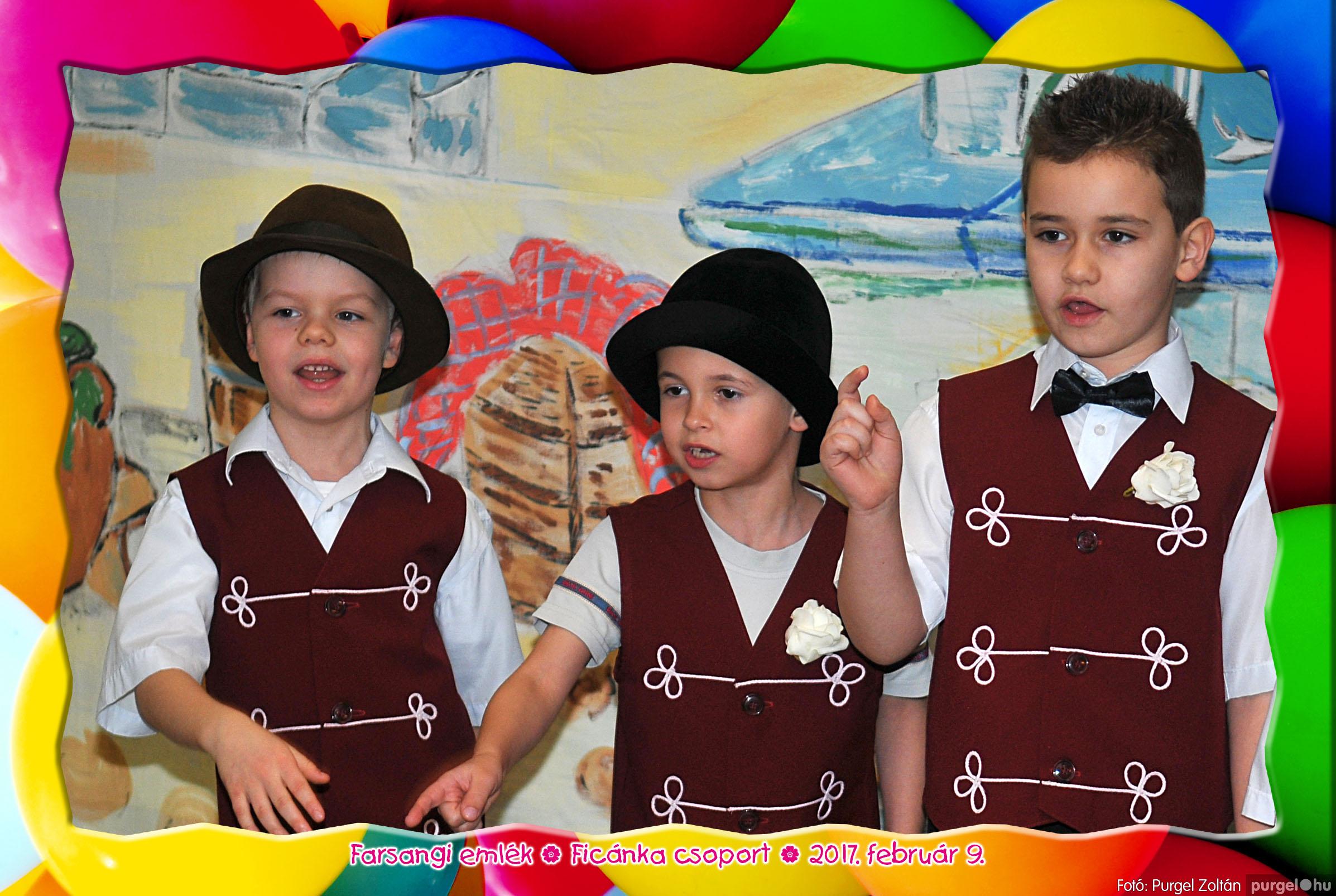 2017.02.09. 011 Kurca-parti Óvoda farsang 2017. - Ficánka csoport - Fotó:PURGEL ZOLTÁN© 211.jpg
