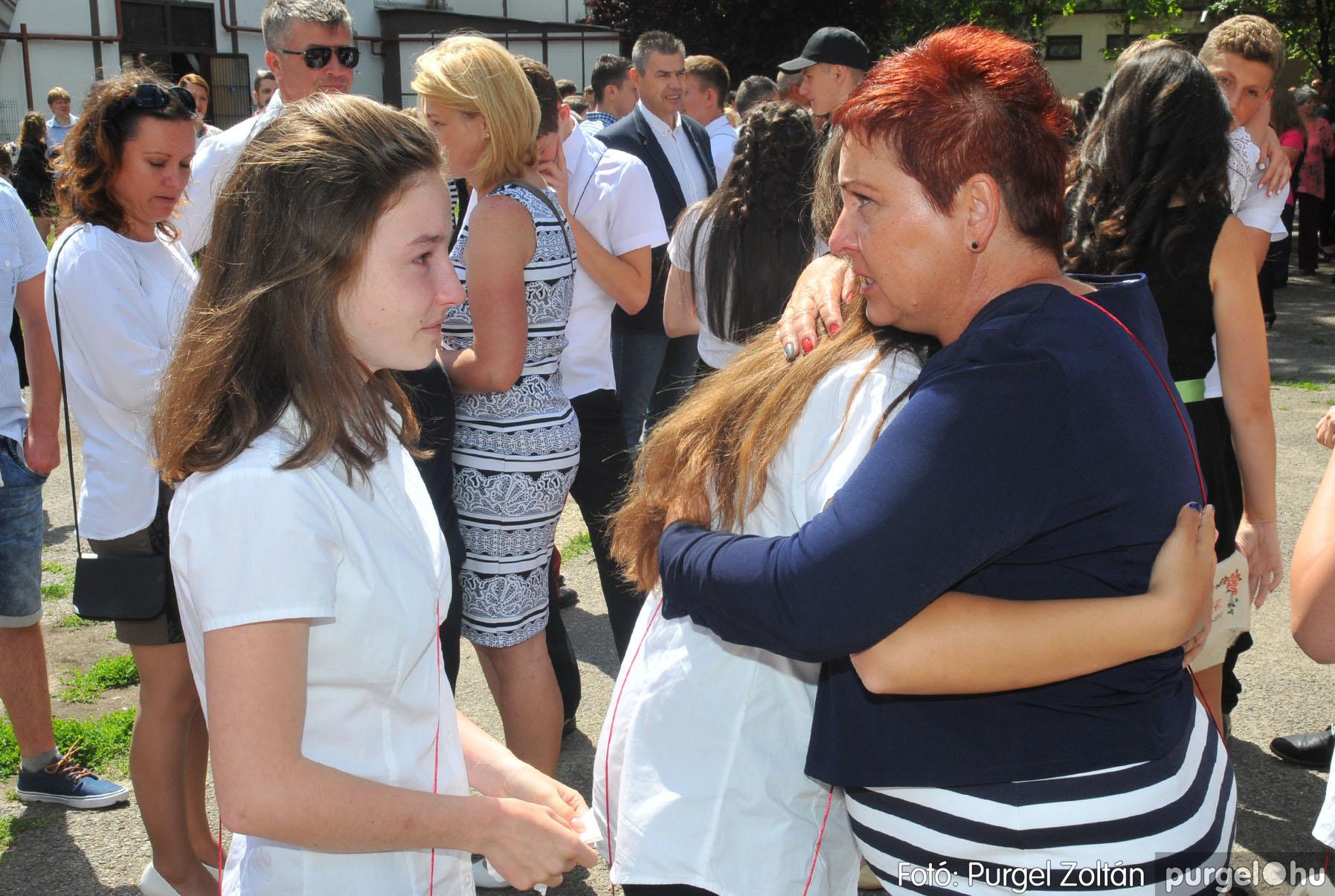 2017.06.17. 233 Forray Máté Általános Iskola ballagás 2017. - Fotó:PURGEL ZOLTÁN© D3K_2583q.jpg