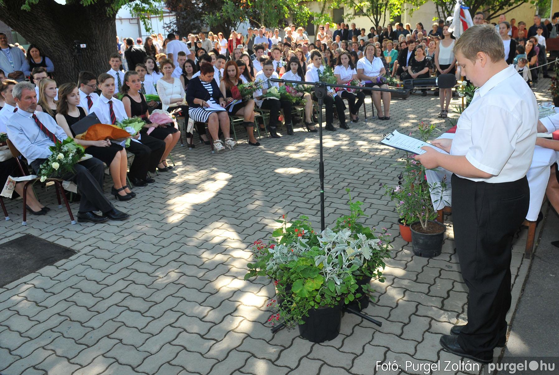 2017.06.17. 166 Forray Máté Általános Iskola ballagás 2017. - Fotó:PURGEL ZOLTÁN© D3K_2496q.jpg