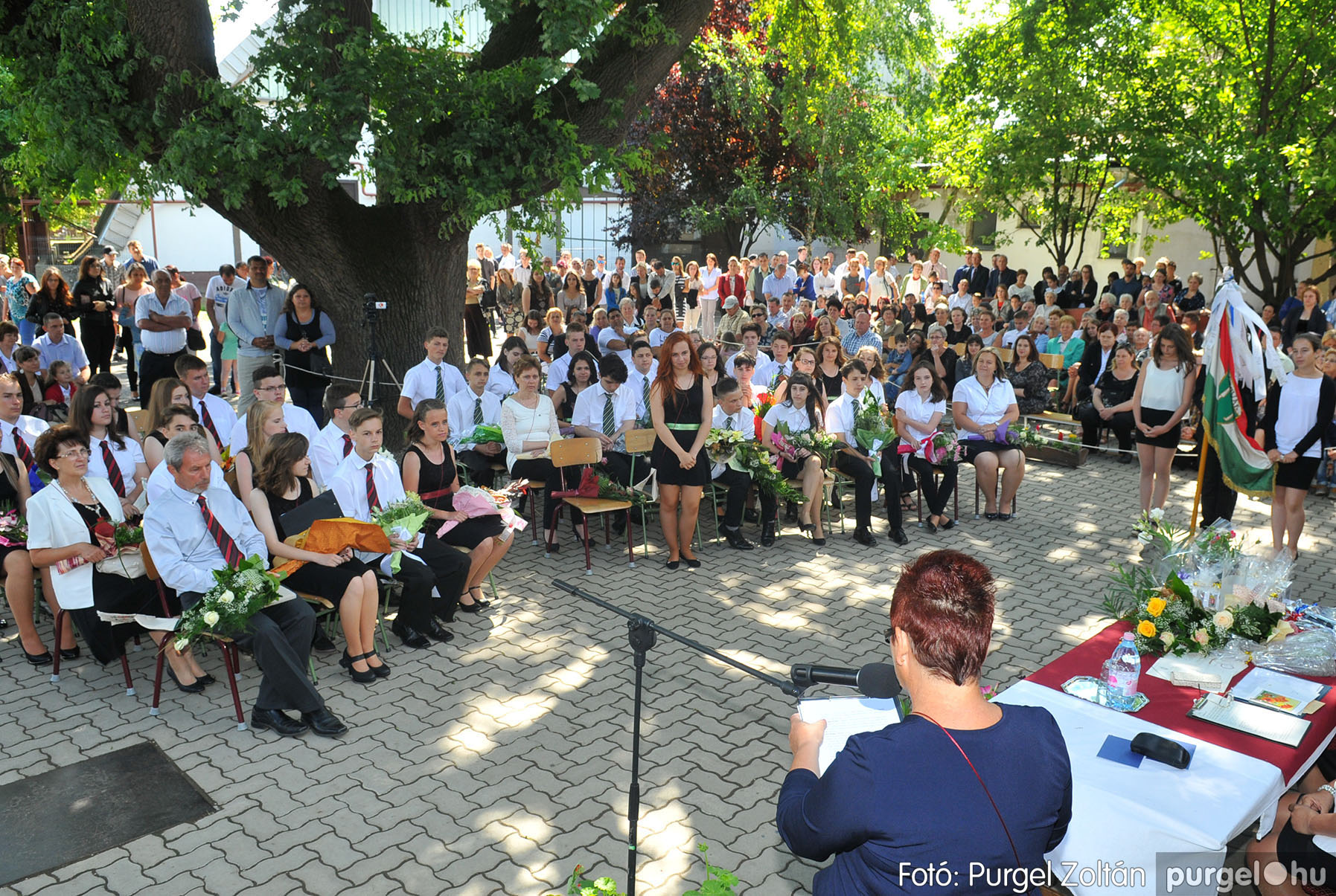 2017.06.17. 160 Forray Máté Általános Iskola ballagás 2017. - Fotó:PURGEL ZOLTÁN© D3K_2481q.jpg