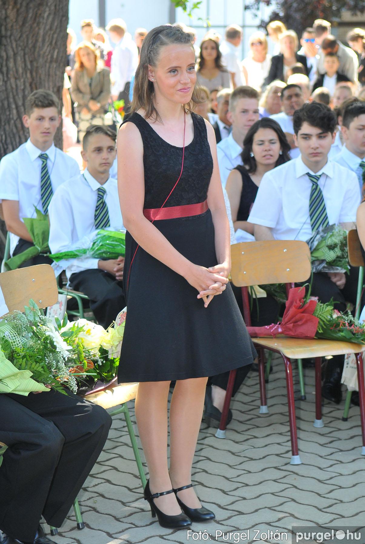 2017.06.17. 132 Forray Máté Általános Iskola ballagás 2017. - Fotó:PURGEL ZOLTÁN© D3K_2423q.jpg