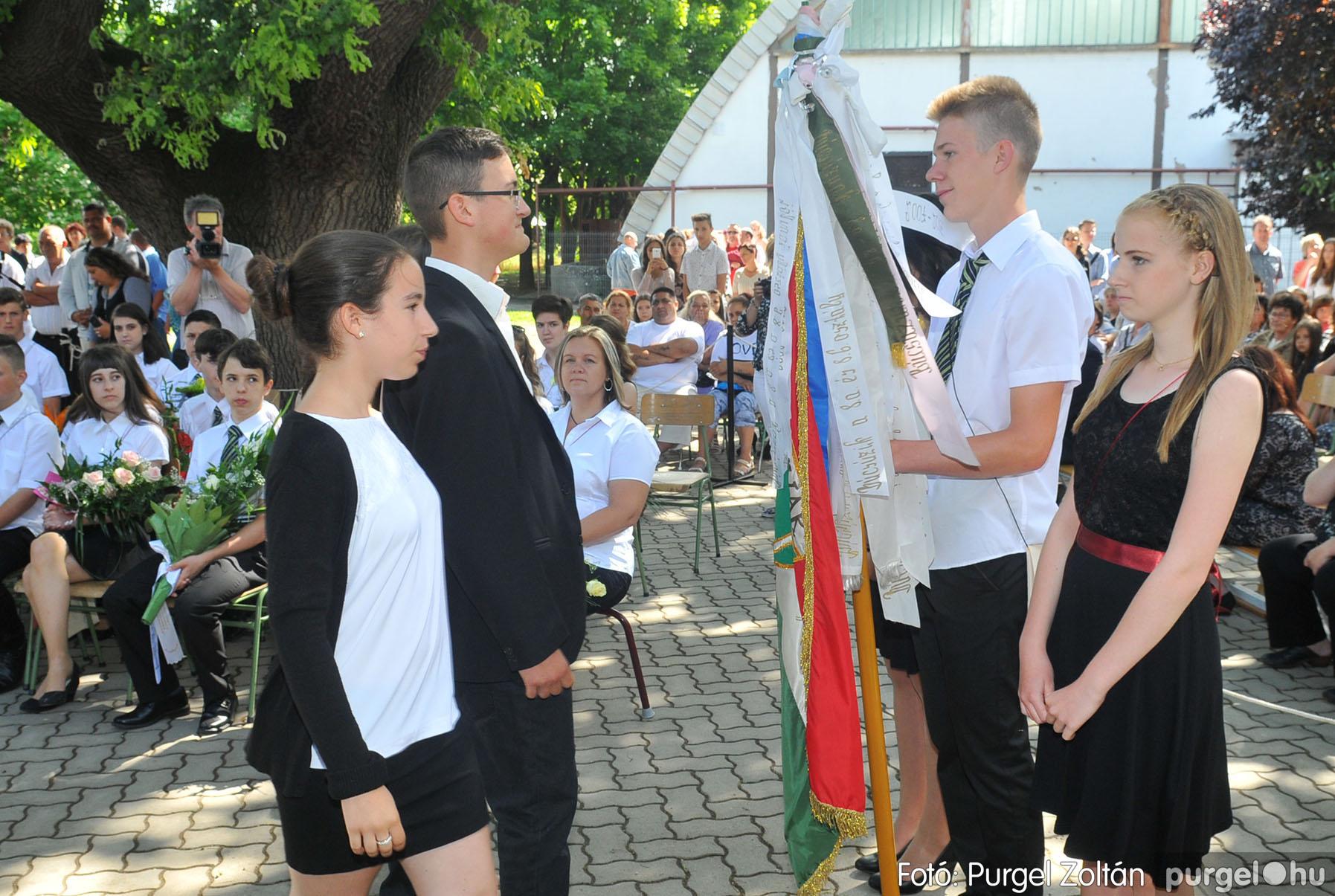 2017.06.17. 110 Forray Máté Általános Iskola ballagás 2017. - Fotó:PURGEL ZOLTÁN© D3K_2383q.jpg