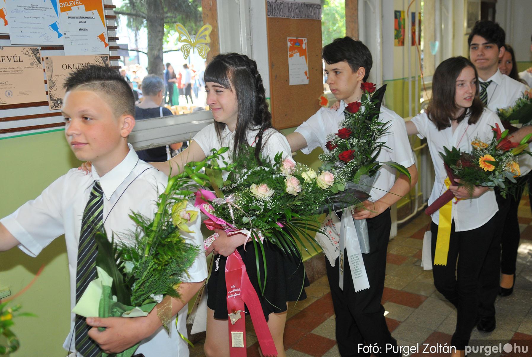 2017.06.17. 081 Forray Máté Általános Iskola ballagás 2017. - Fotó:PURGEL ZOLTÁN© D3K_2335q.jpg
