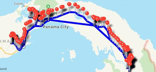 Our Panama tour