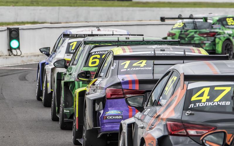 TCR Russia/ ADM Raceway 2019
