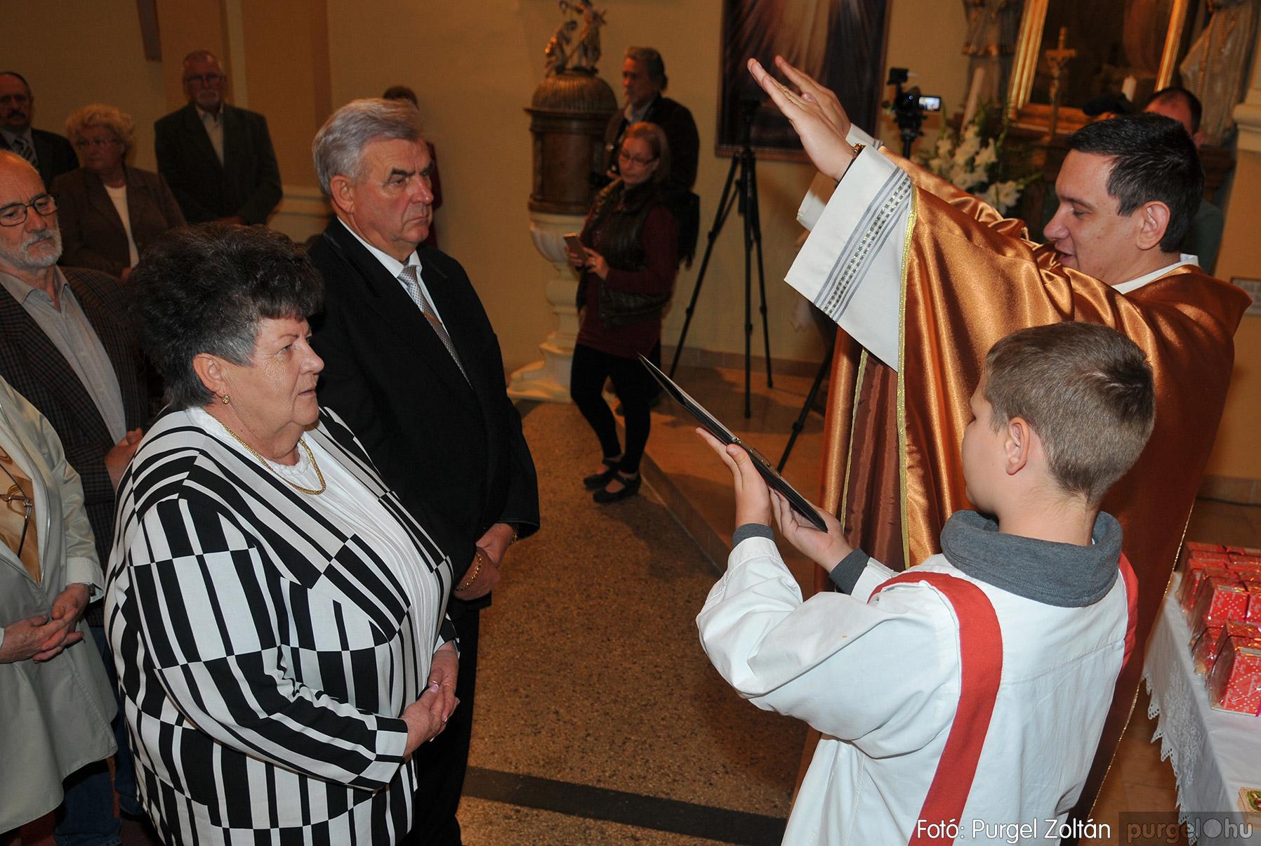 2017.09.24. 026 Kisboldogasszony Templom házassági évfordulók - Fotó:PURGEL ZOLTÁN© D3K_4360q.jpg