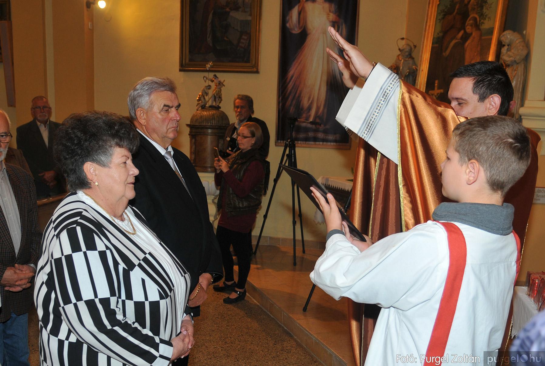 2017.09.24. 025 Kisboldogasszony Templom házassági évfordulók - Fotó:PURGEL ZOLTÁN© D3K_4359q.jpg
