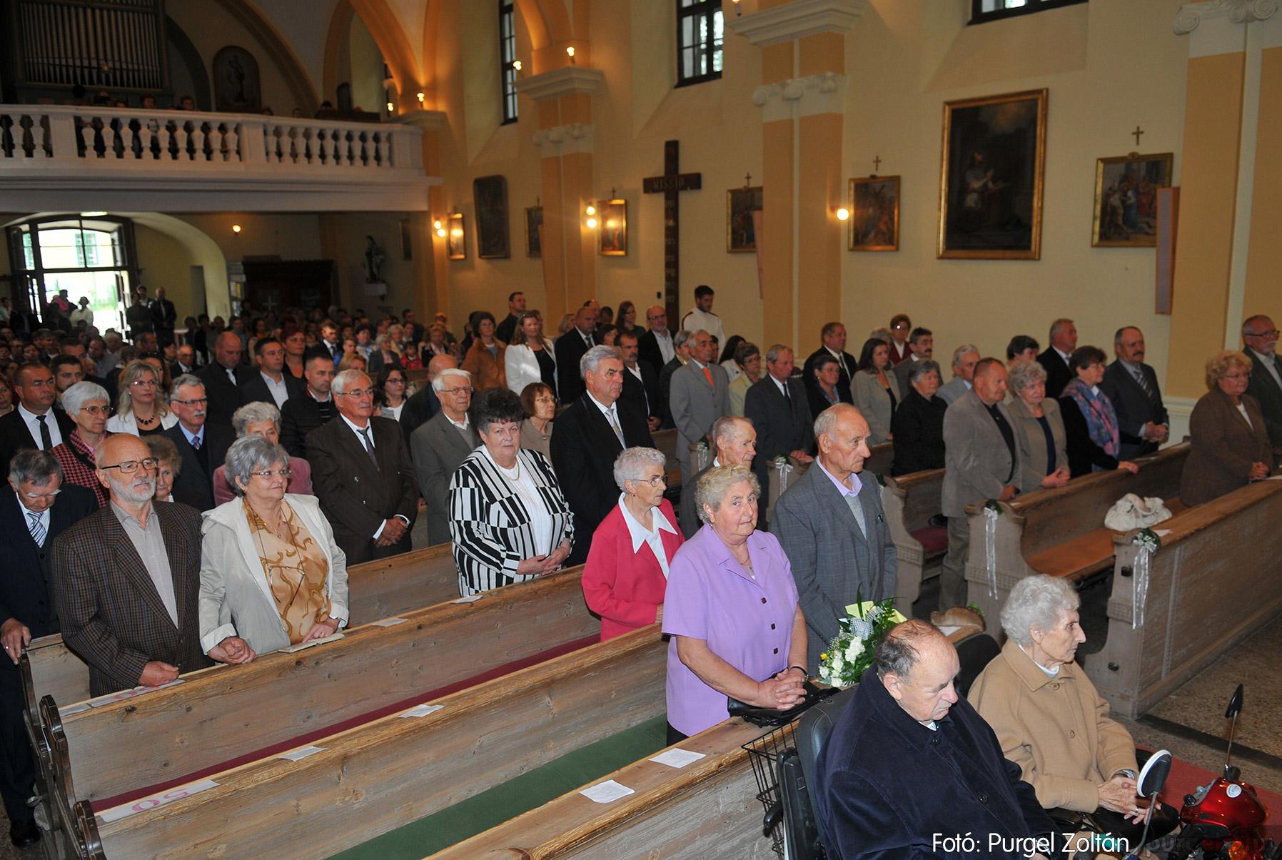 2017.09.24. 006 Kisboldogasszony Templom házassági évfordulók - Fotó:PURGEL ZOLTÁN© D3K_4340q.jpg