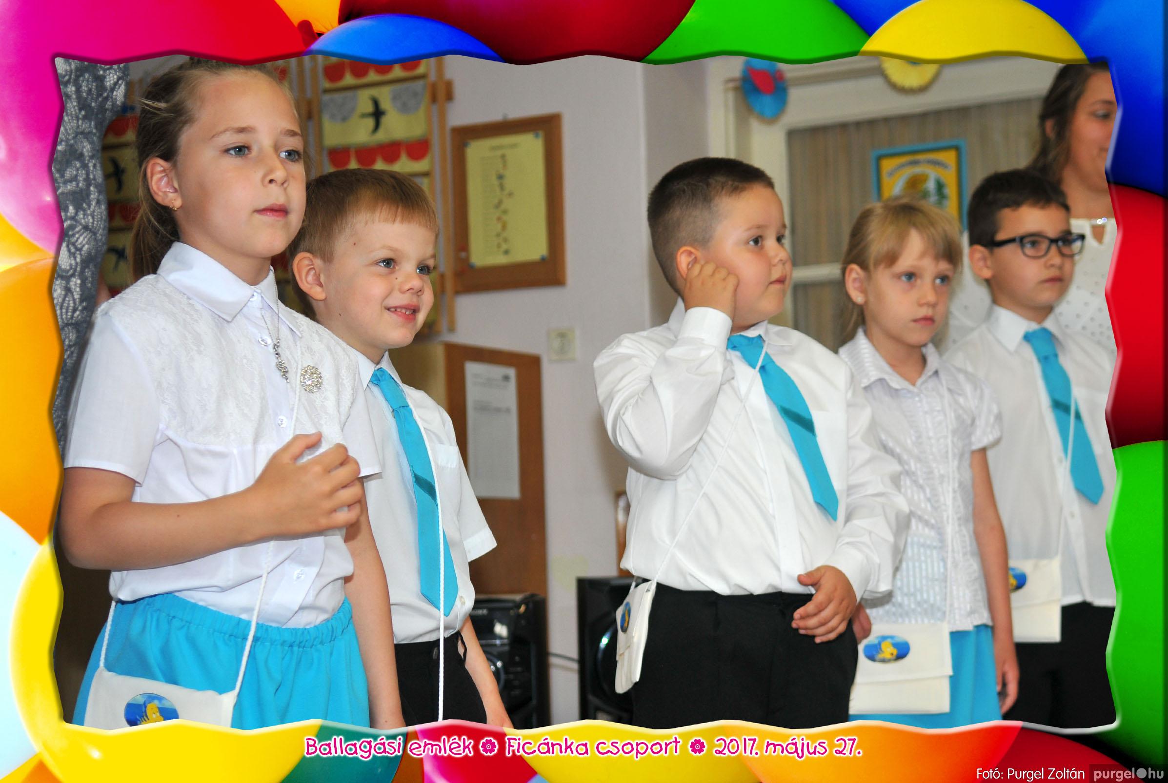 2017.05.27. 264 Kurca-parti Óvoda évzáró 2017. - Ficánka csoport - Fotó:PURGEL ZOLTÁN© 244