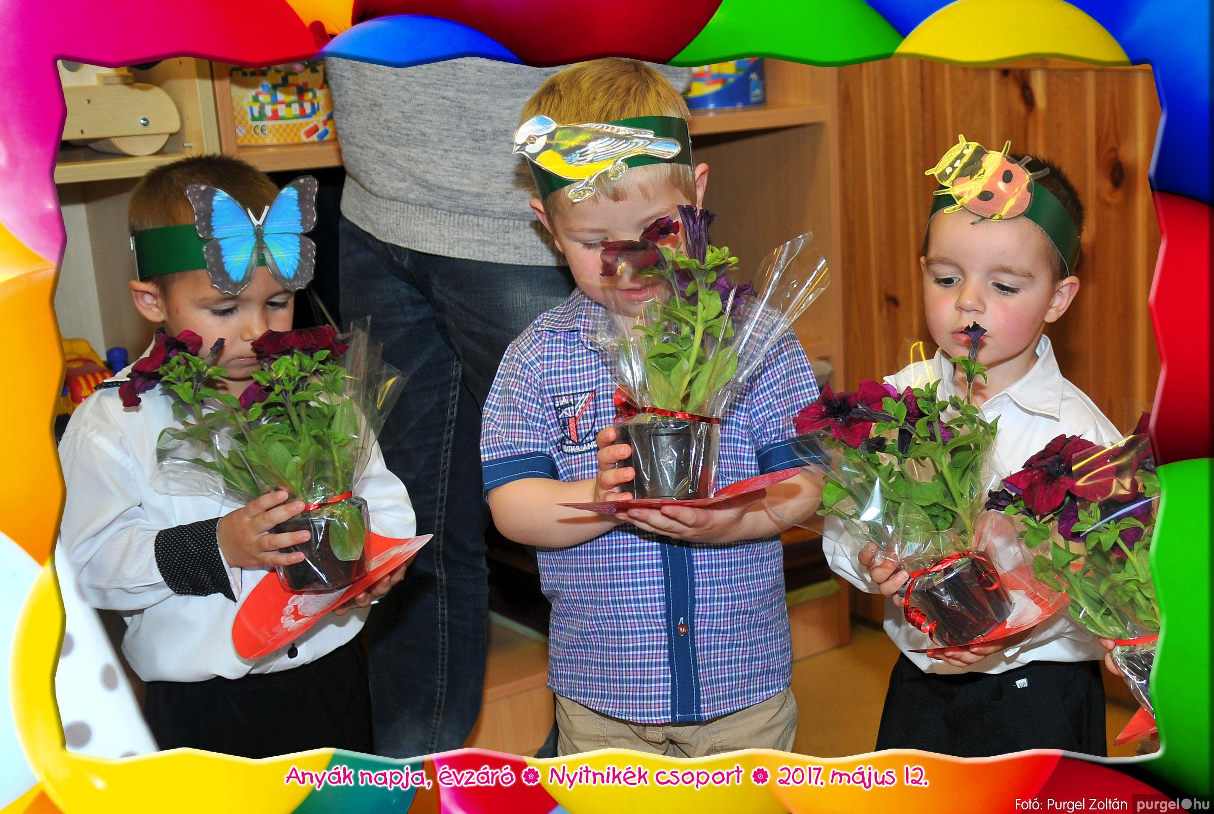 2017.05.12. 076 Kurca-parti Óvoda évzáró 2017. - Nyitnikék csoport - Fotó:PURGEL ZOLTÁN© 538.jpg