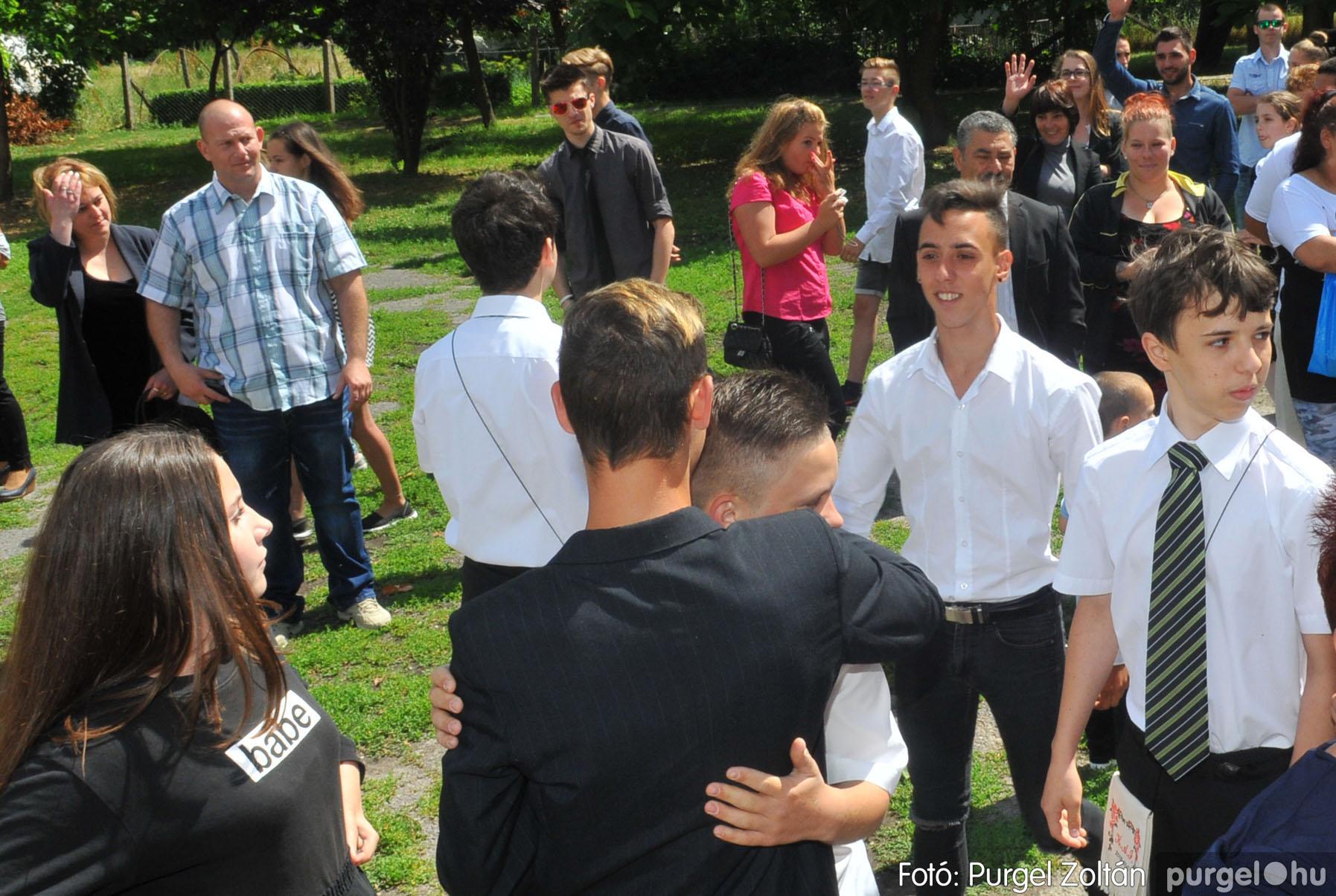 2017.06.17. 220 Forray Máté Általános Iskola ballagás 2017. - Fotó:PURGEL ZOLTÁN© D3K_2565q.jpg